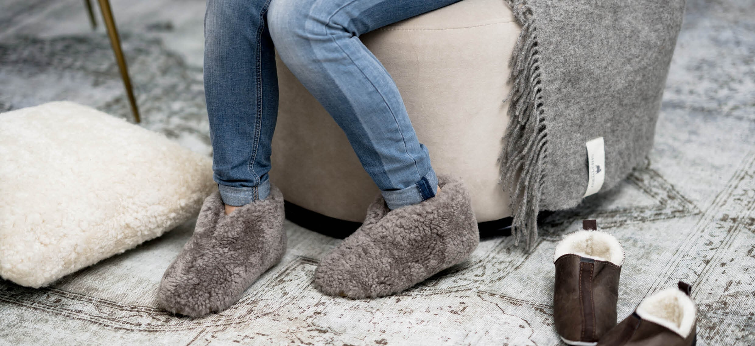 Soft slippers for every day ♥︎