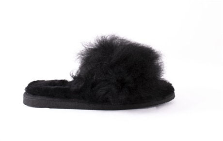 Tessan slippers Black
