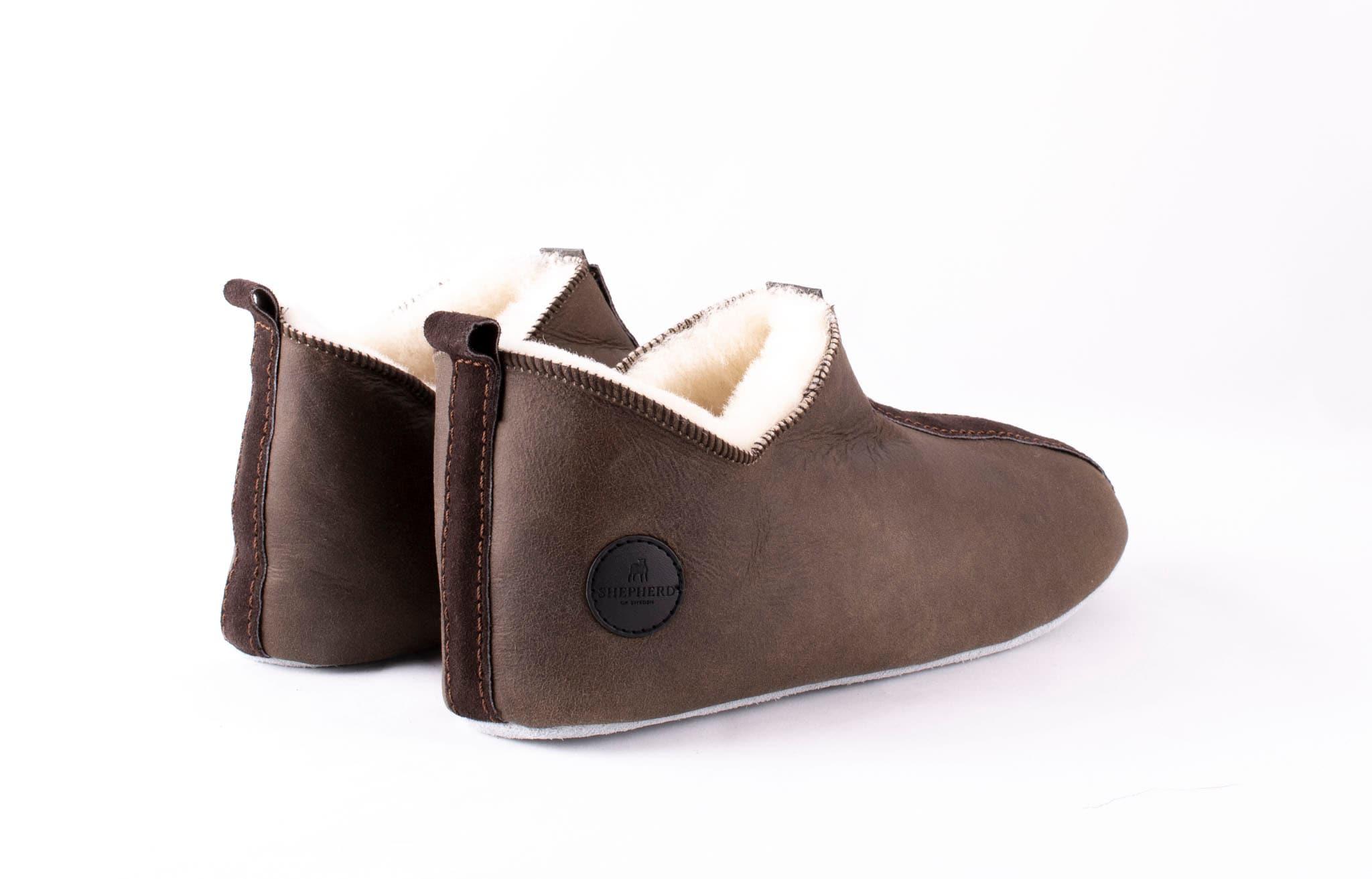 Lina sheepskin slippers