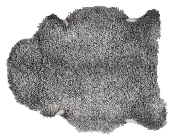 Visby svenskt fårskinn 100x60cm