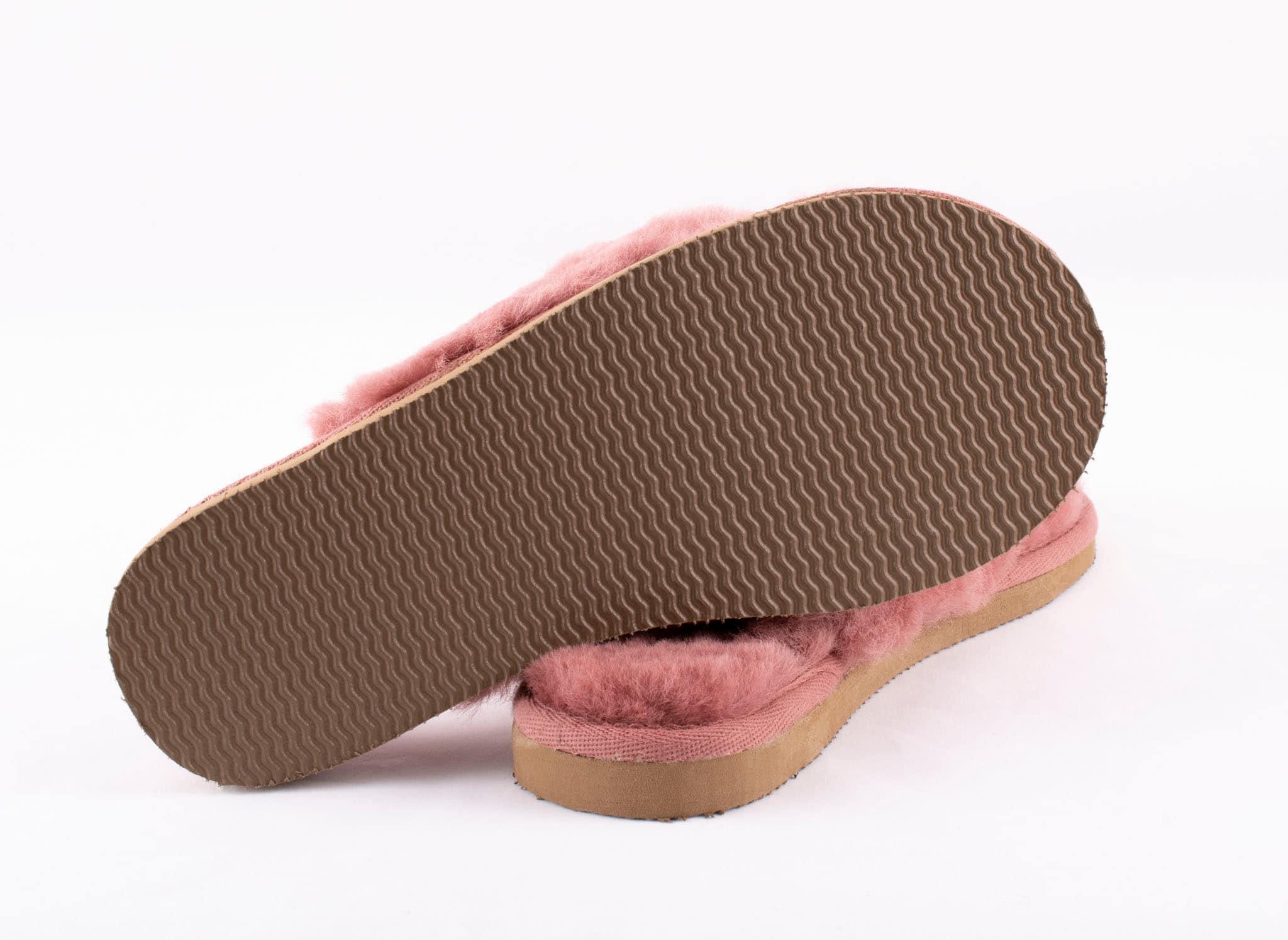 Pernilla sheepskin slippers