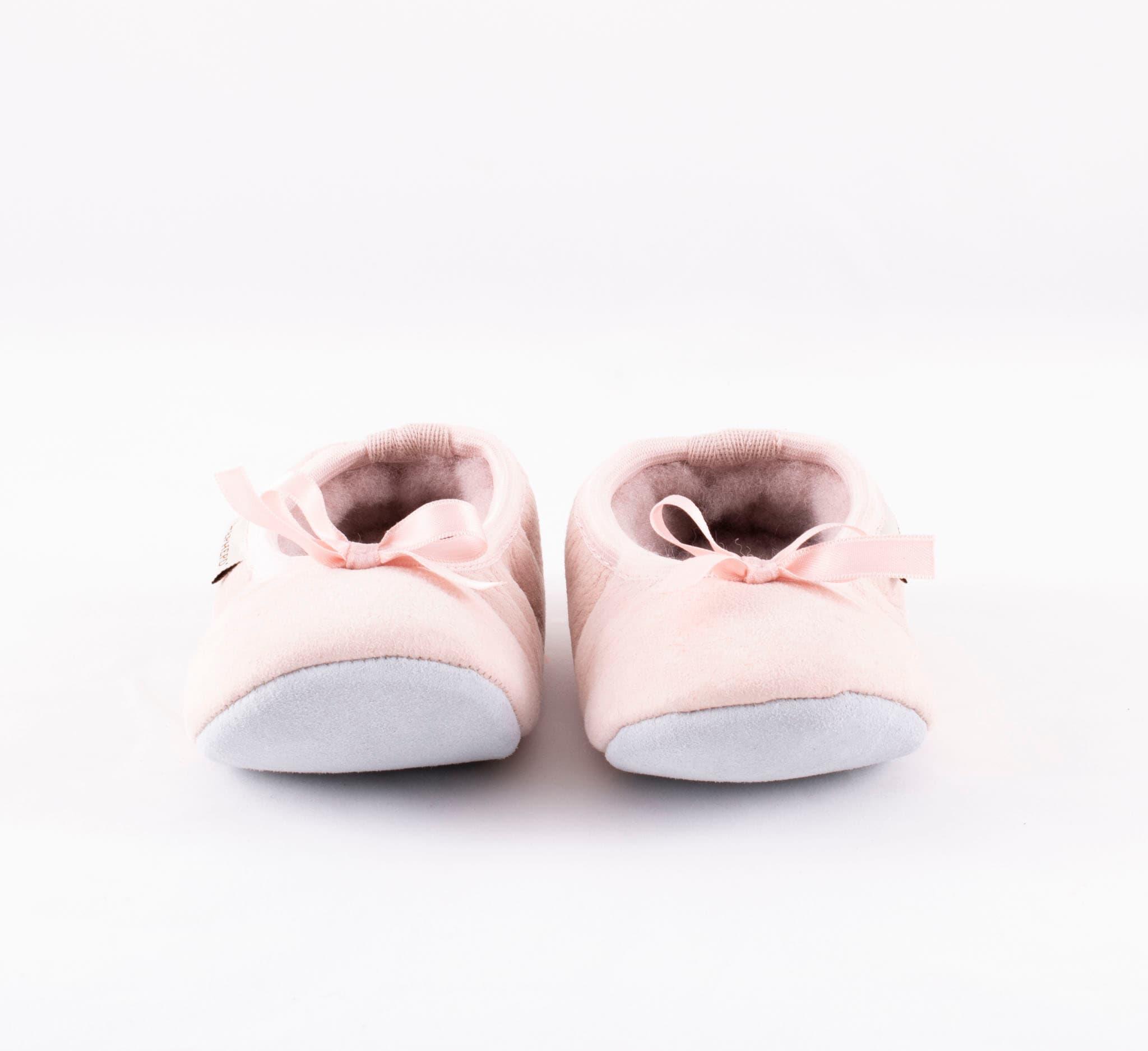 Varberg, ballerina slippers Pink
