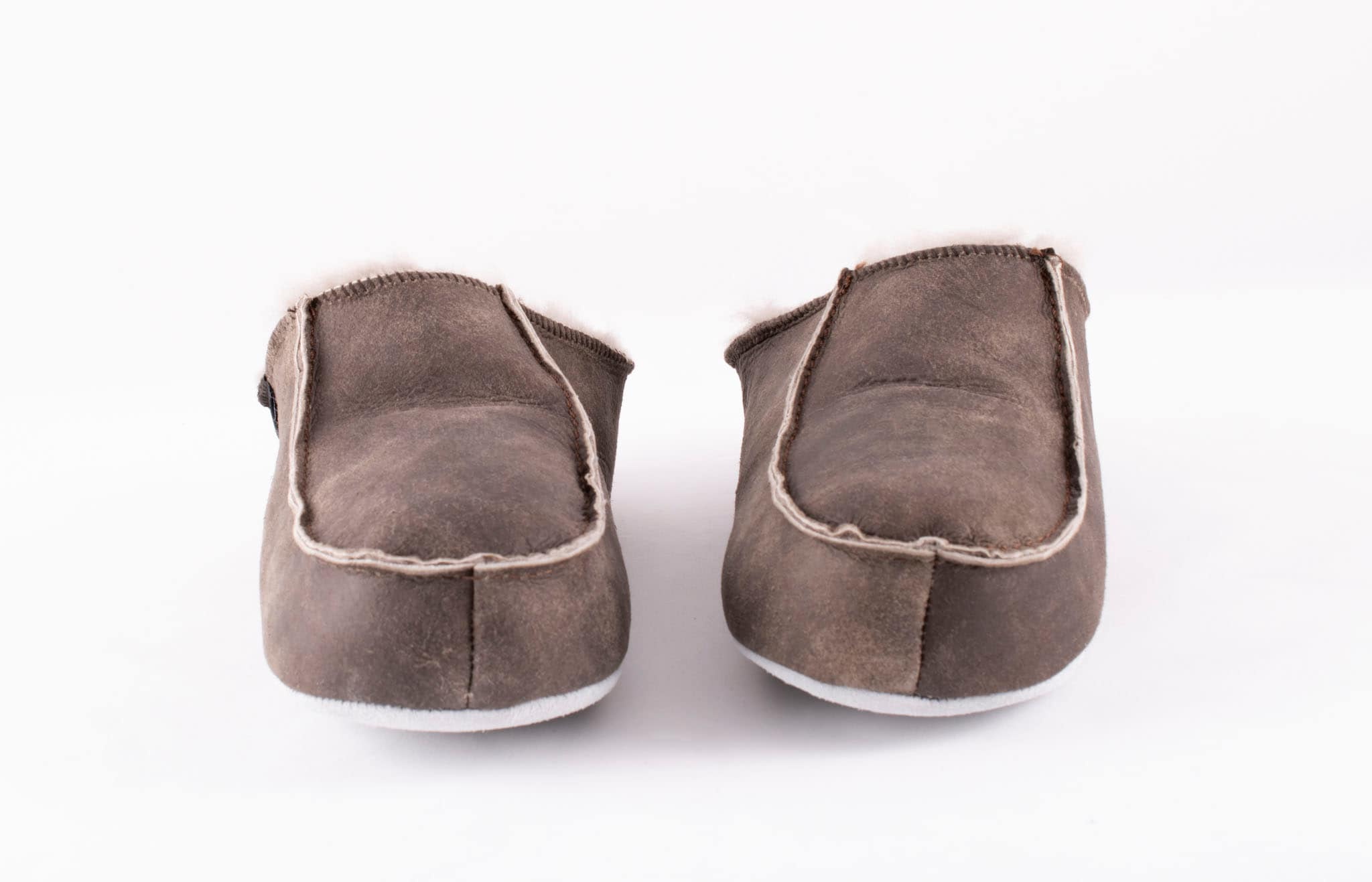 Birro slippers Antique stone