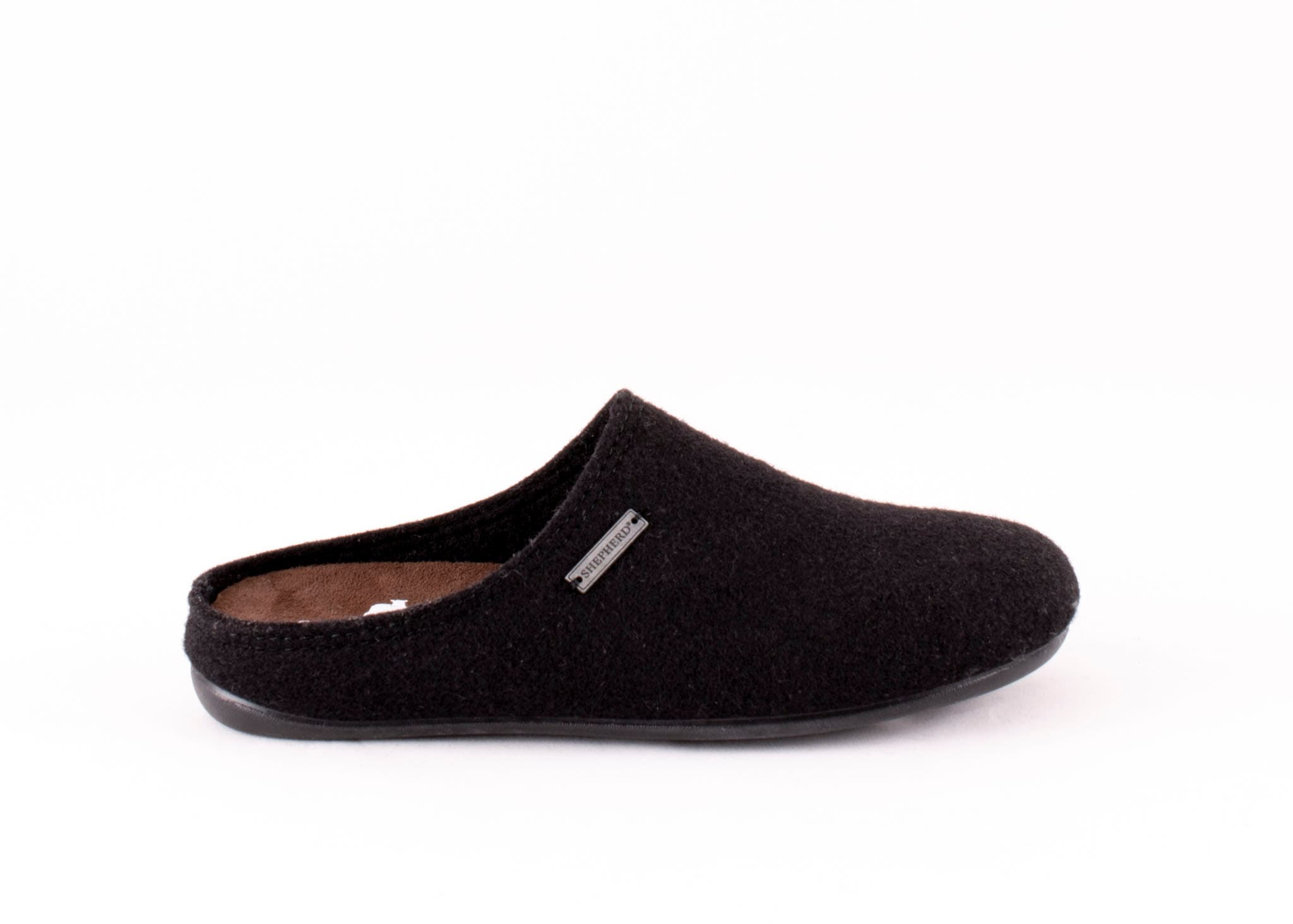 Cilla wool slippers