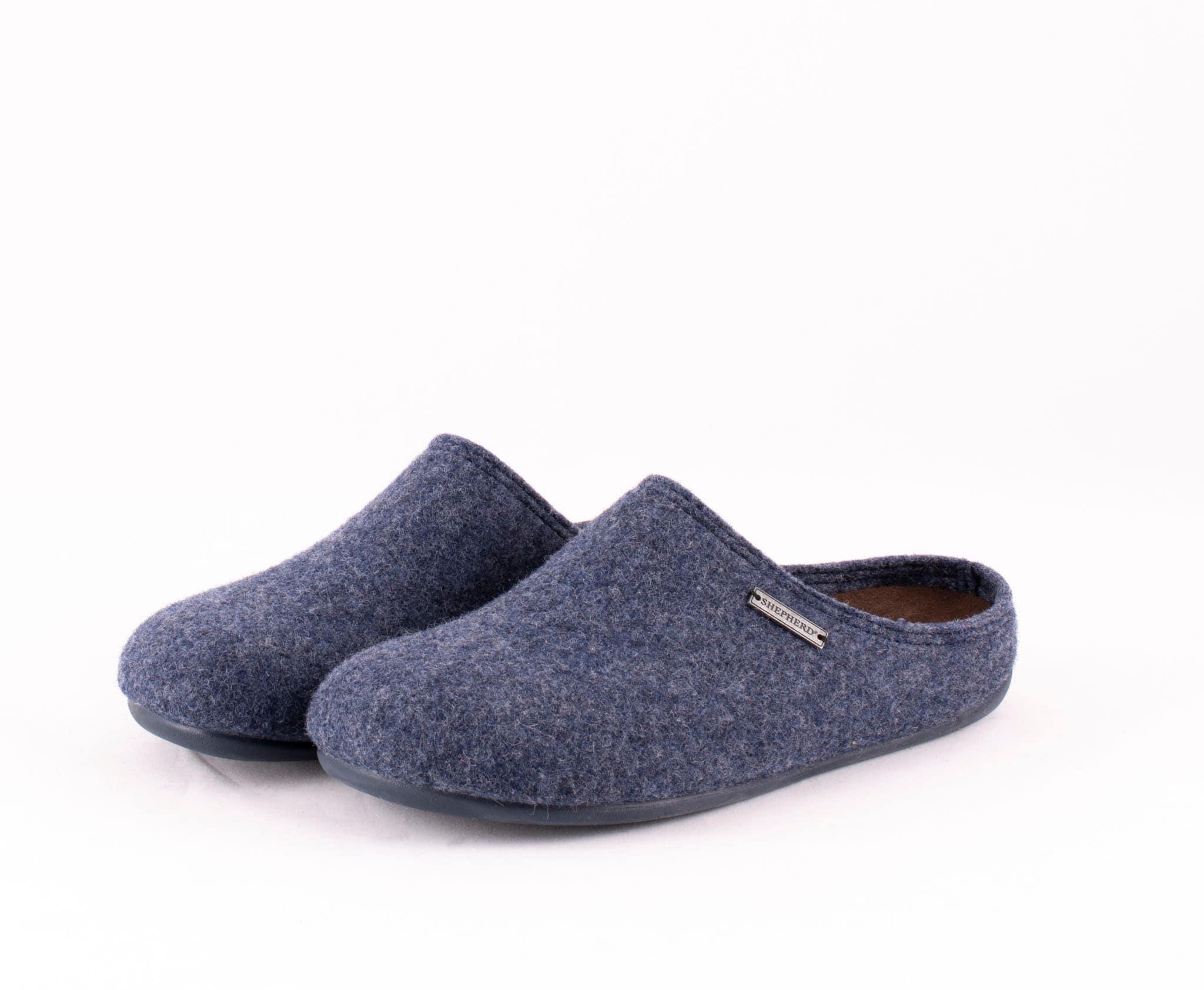 Jon wool slippers