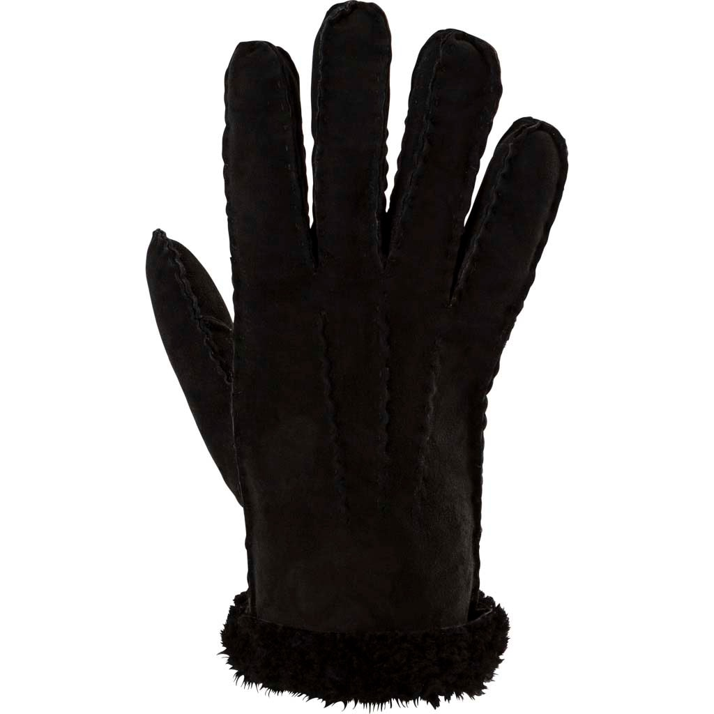 Mojje sheepskin gloves Black