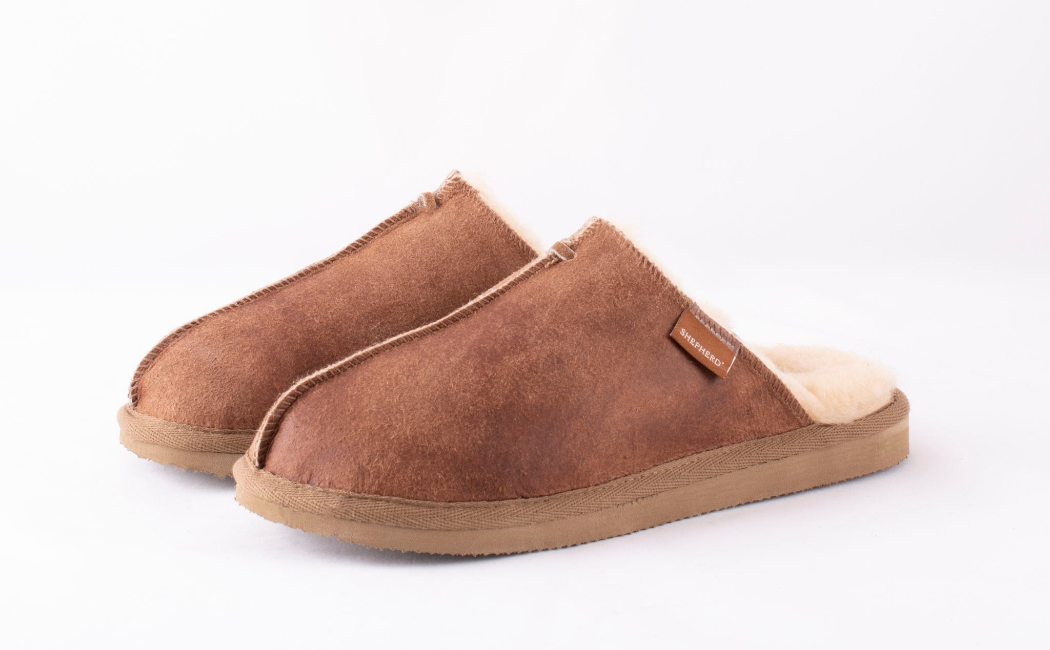 Shepherd Karla sheepskin slippers