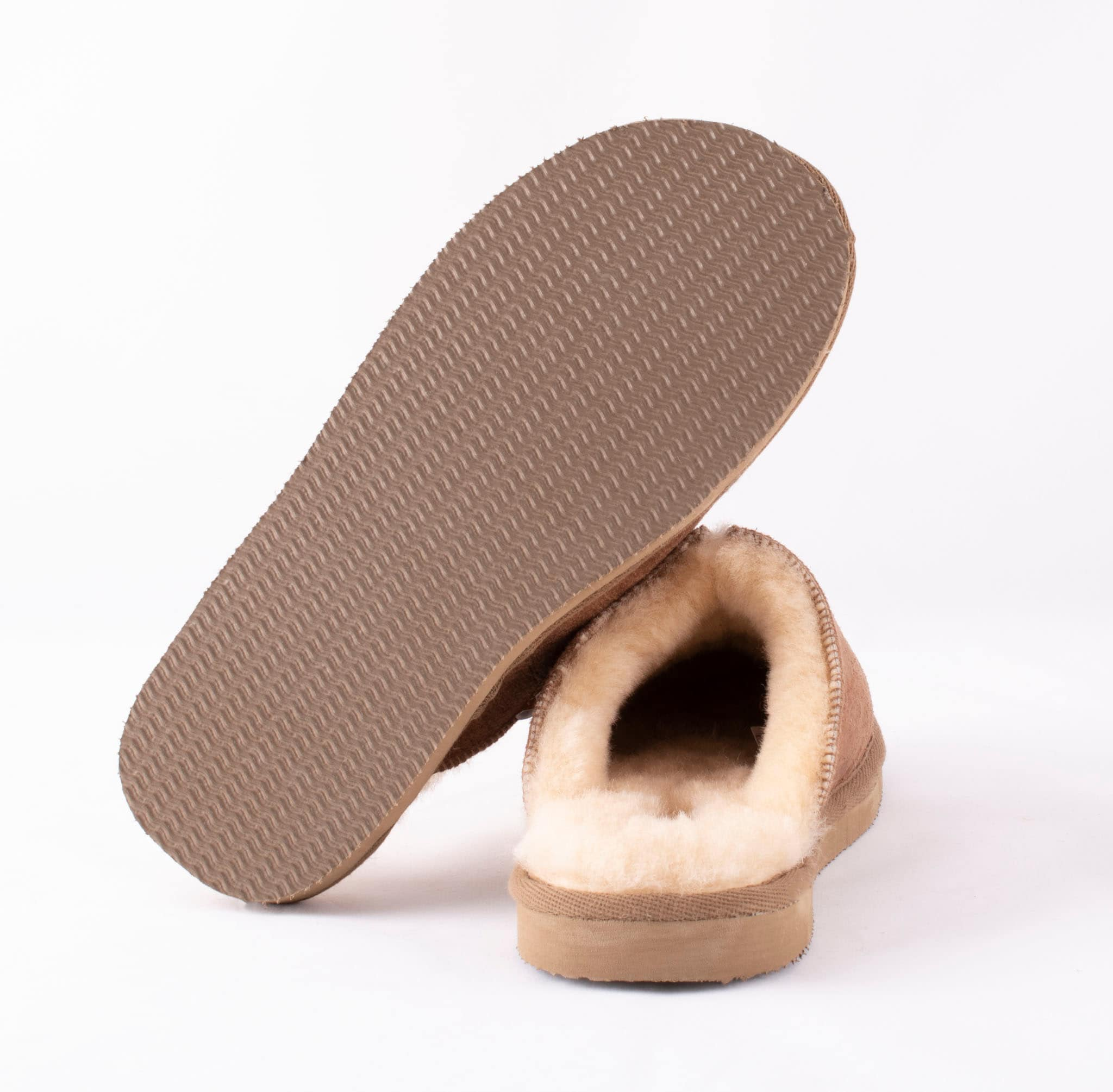 Karla sheepskin slippers