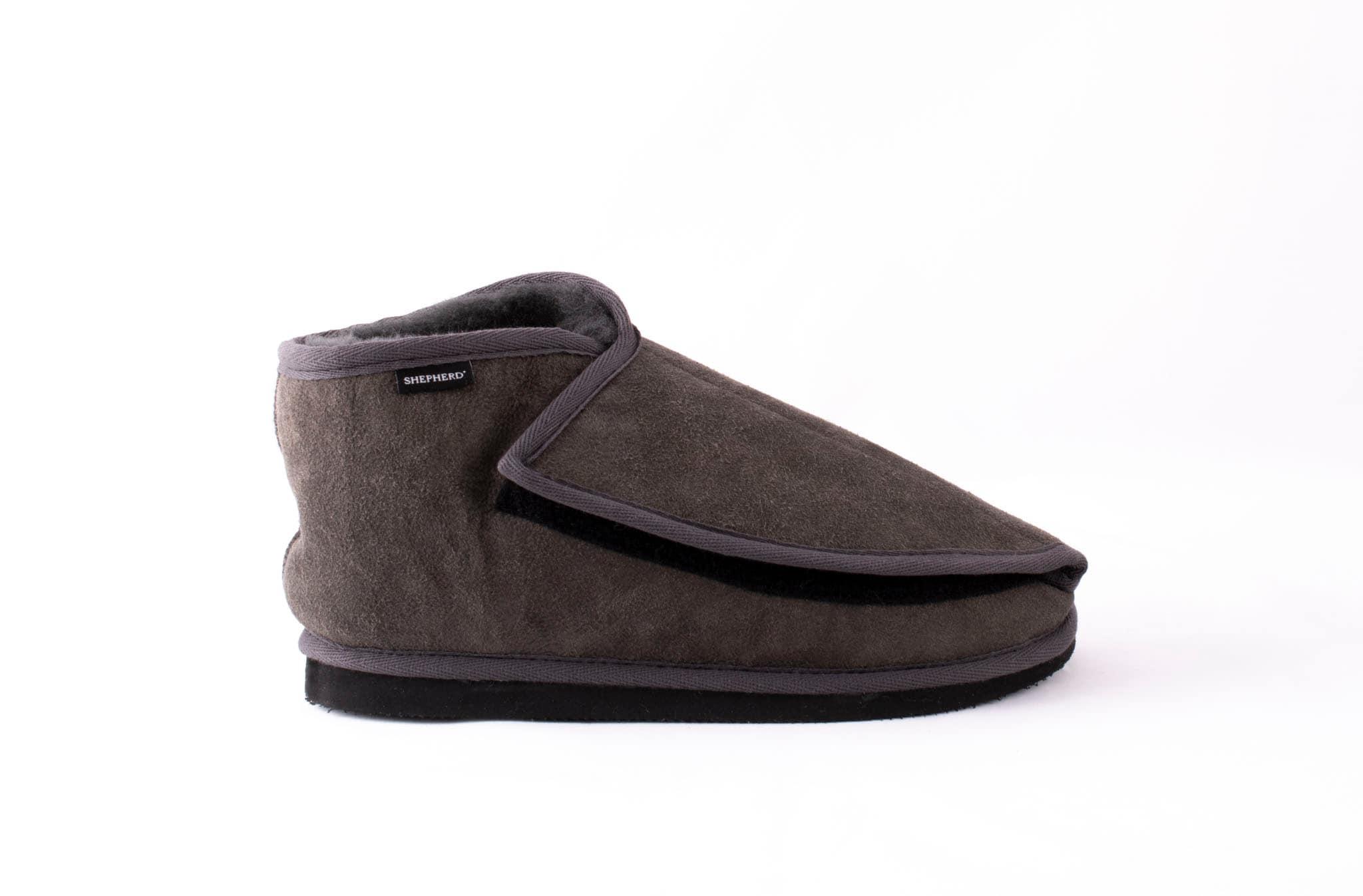 Denise sheepskin slippers