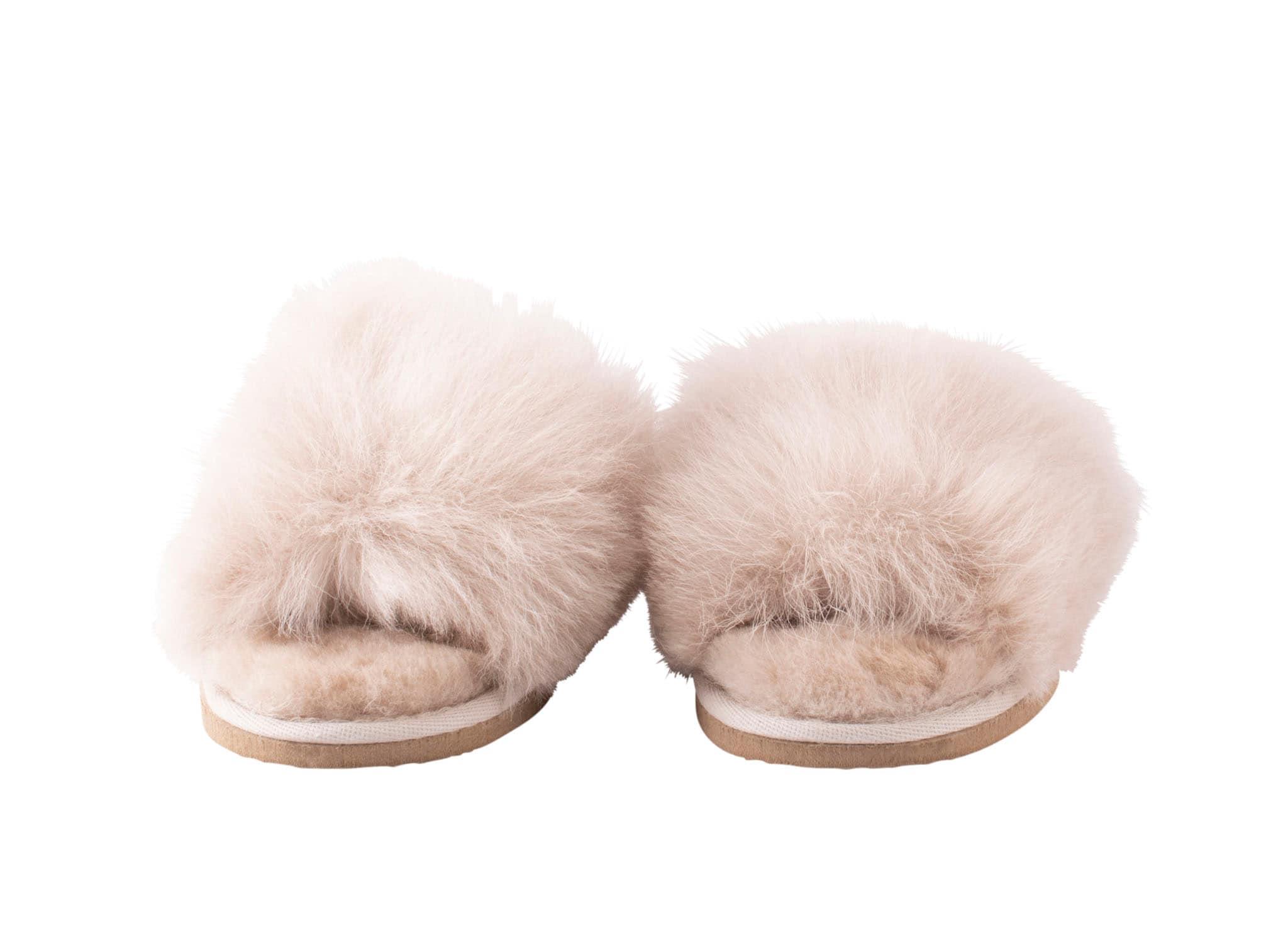 Tessan sheepskin slippers