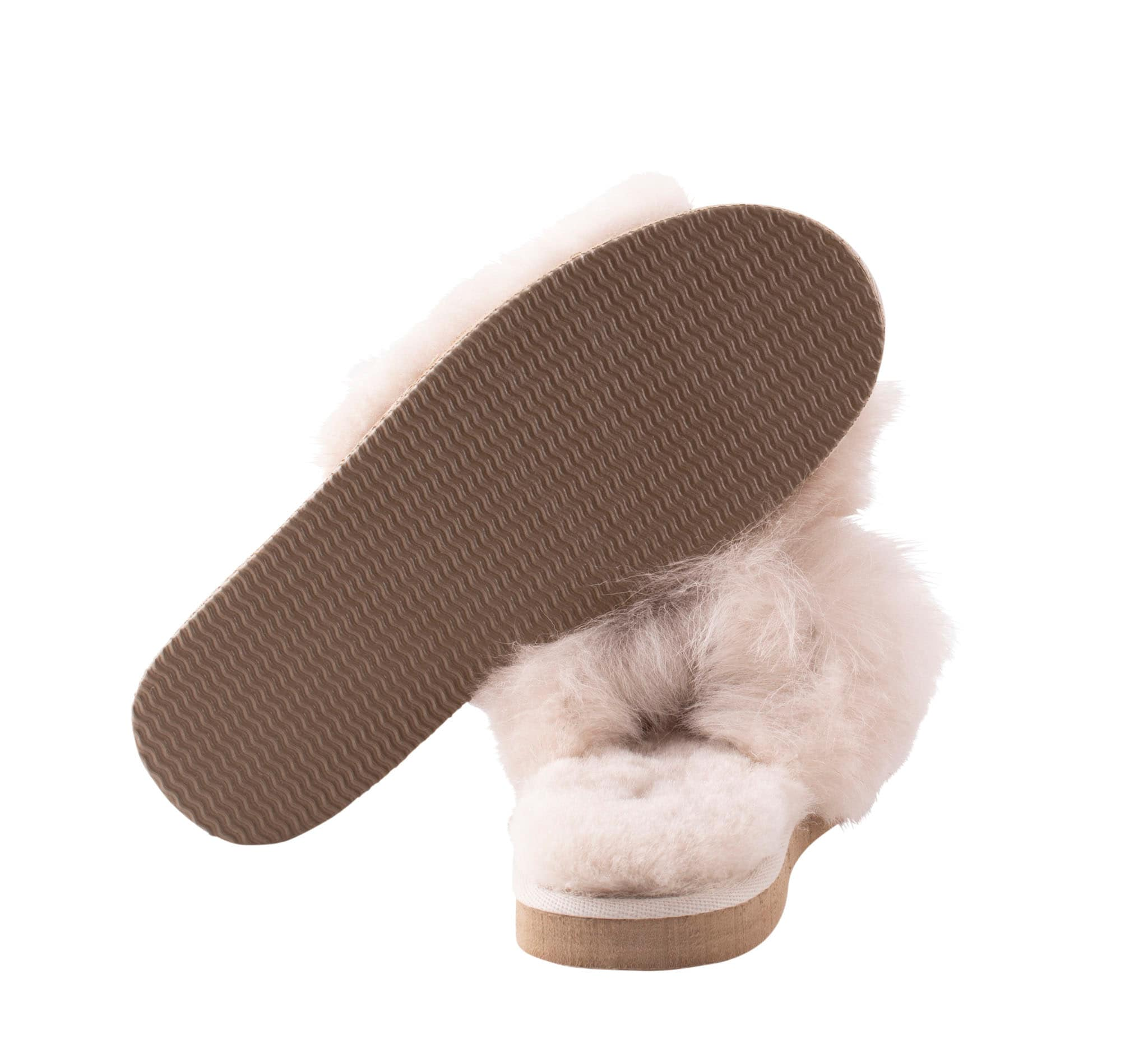 Tessan sheepskin slippers