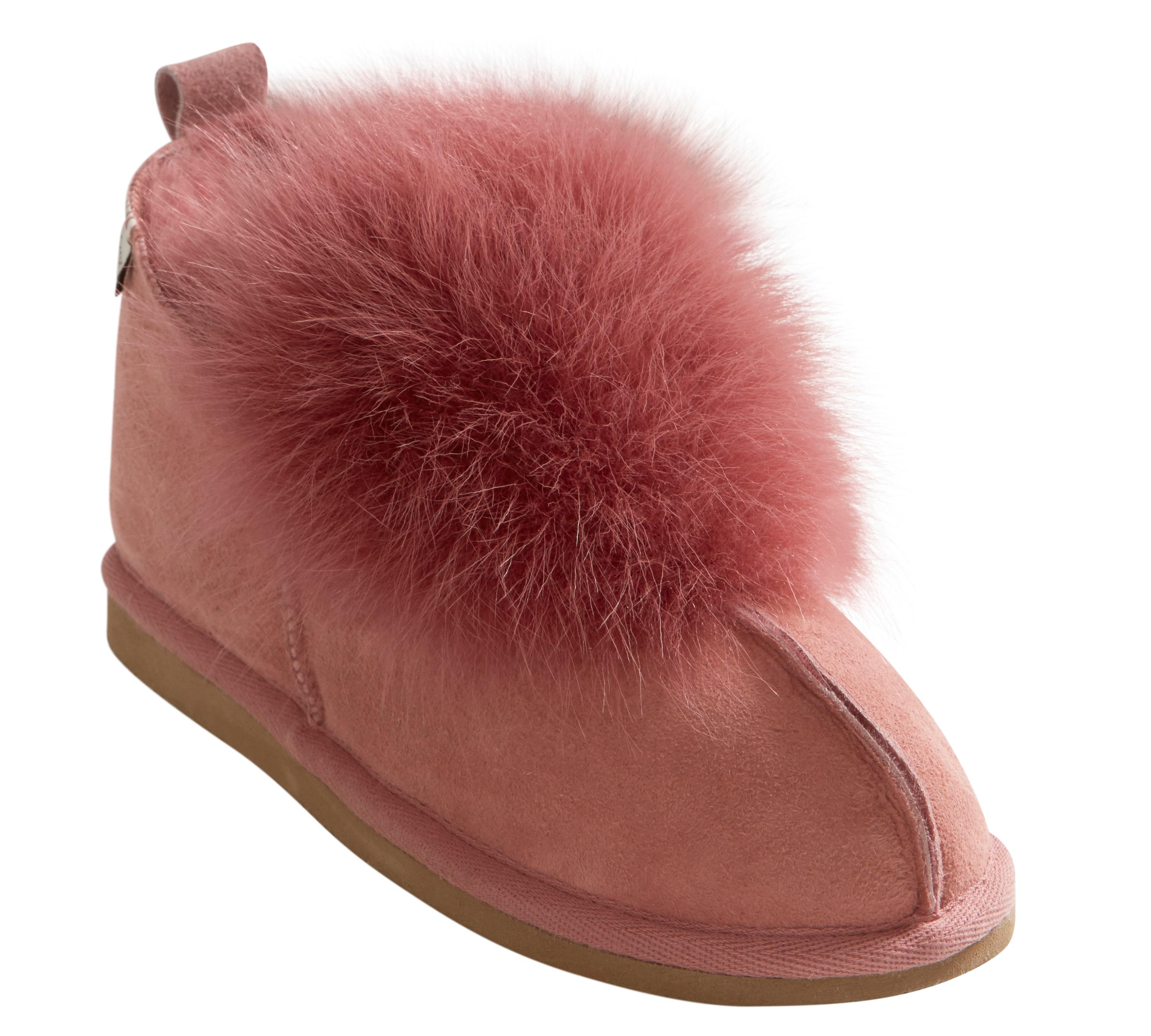 Jolina slippers Marsala