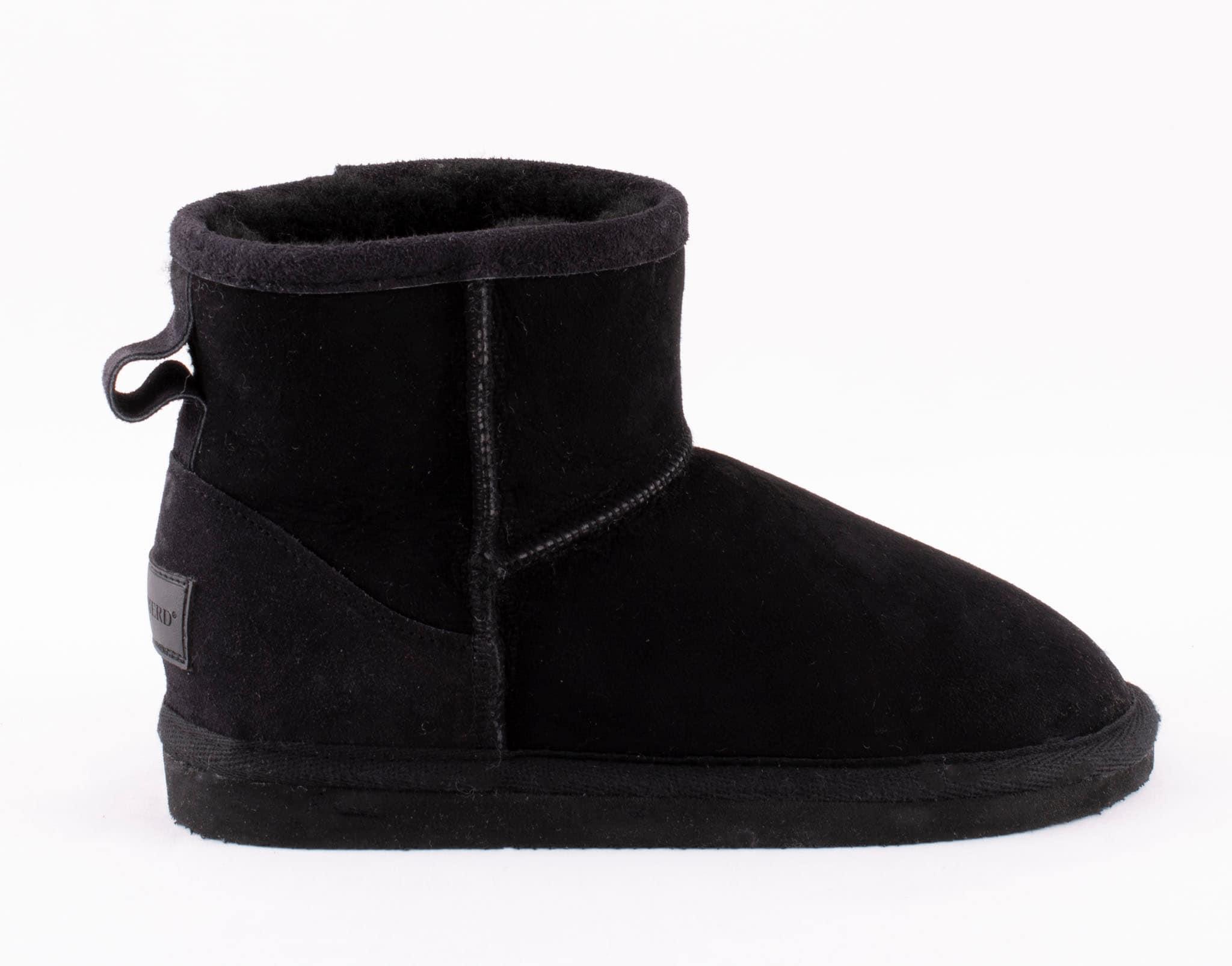 Mora suede boots