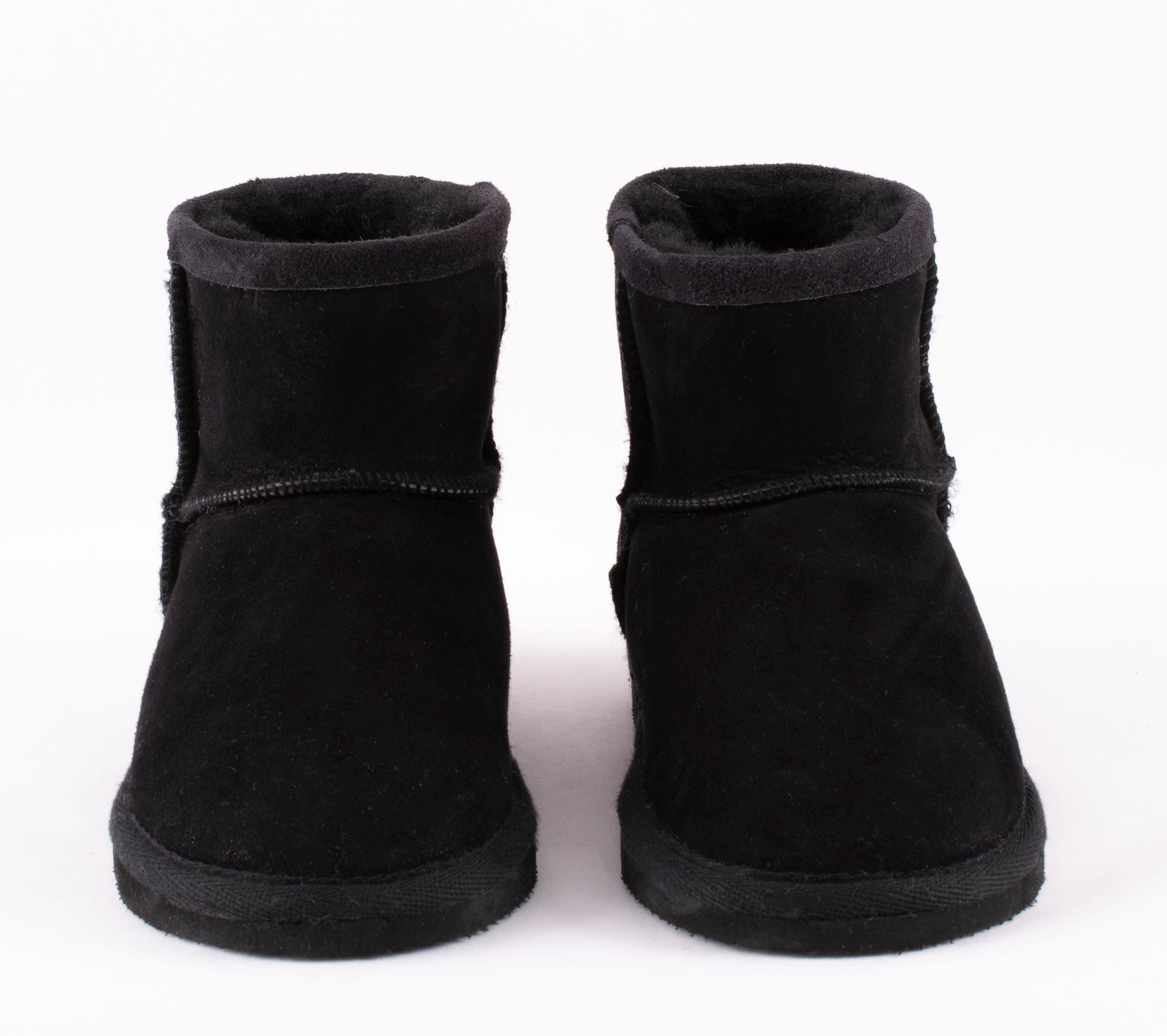 Mora fårskinnsfodrade boots