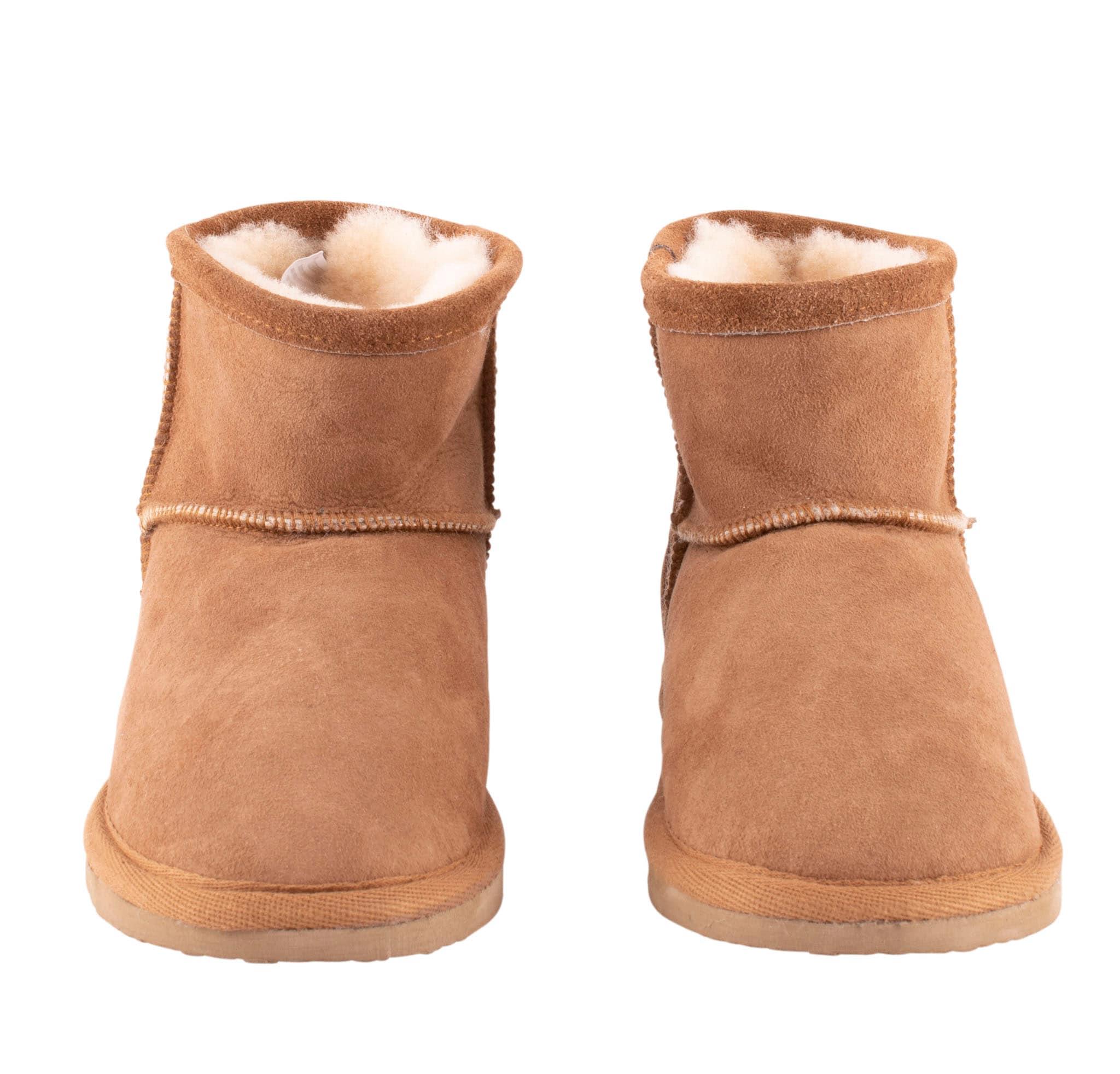 Mora ankel boots Chestnut