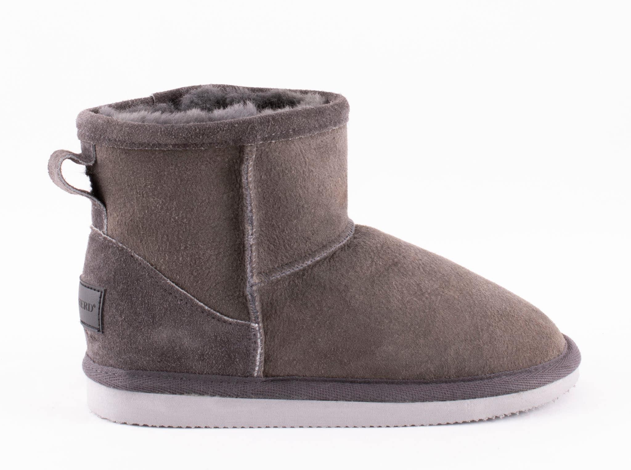 Mora ankel boots Asphalt