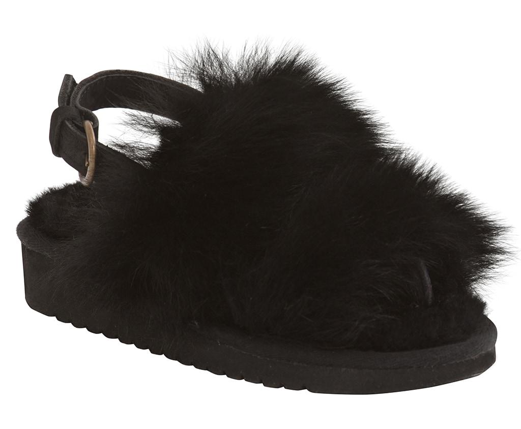 Johanna slippers Black