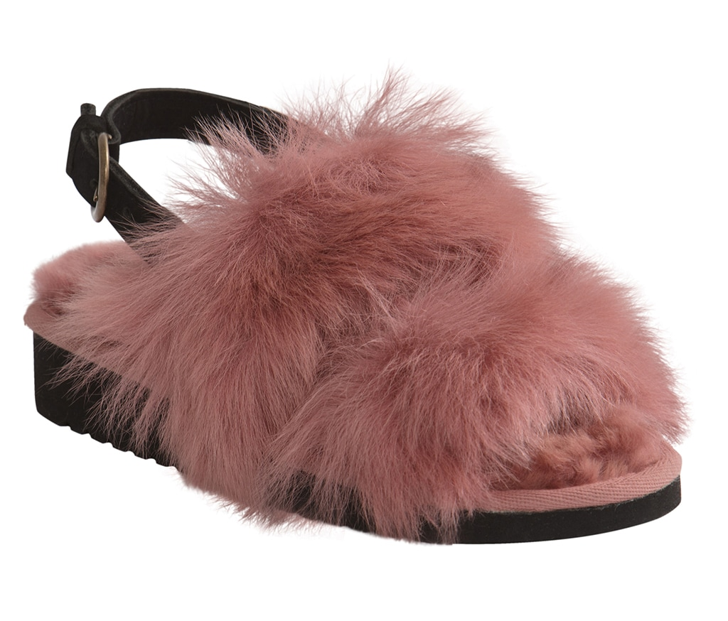 Johanna slippers Marsala