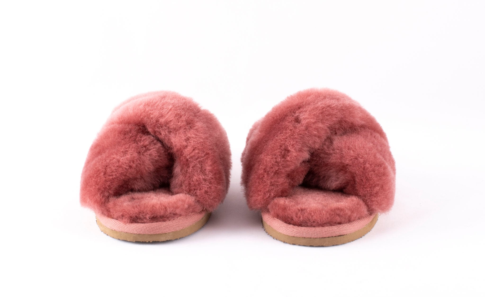 Lovisa sheepskin slippers