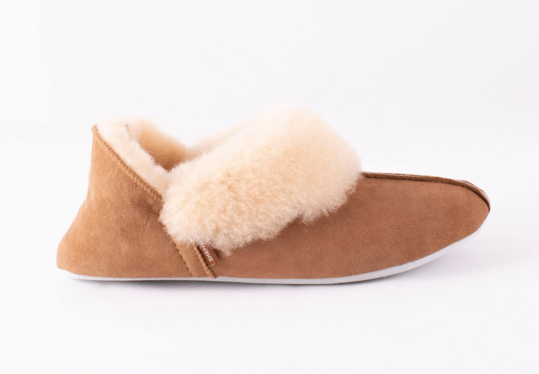 Ljung slippers Chestnut