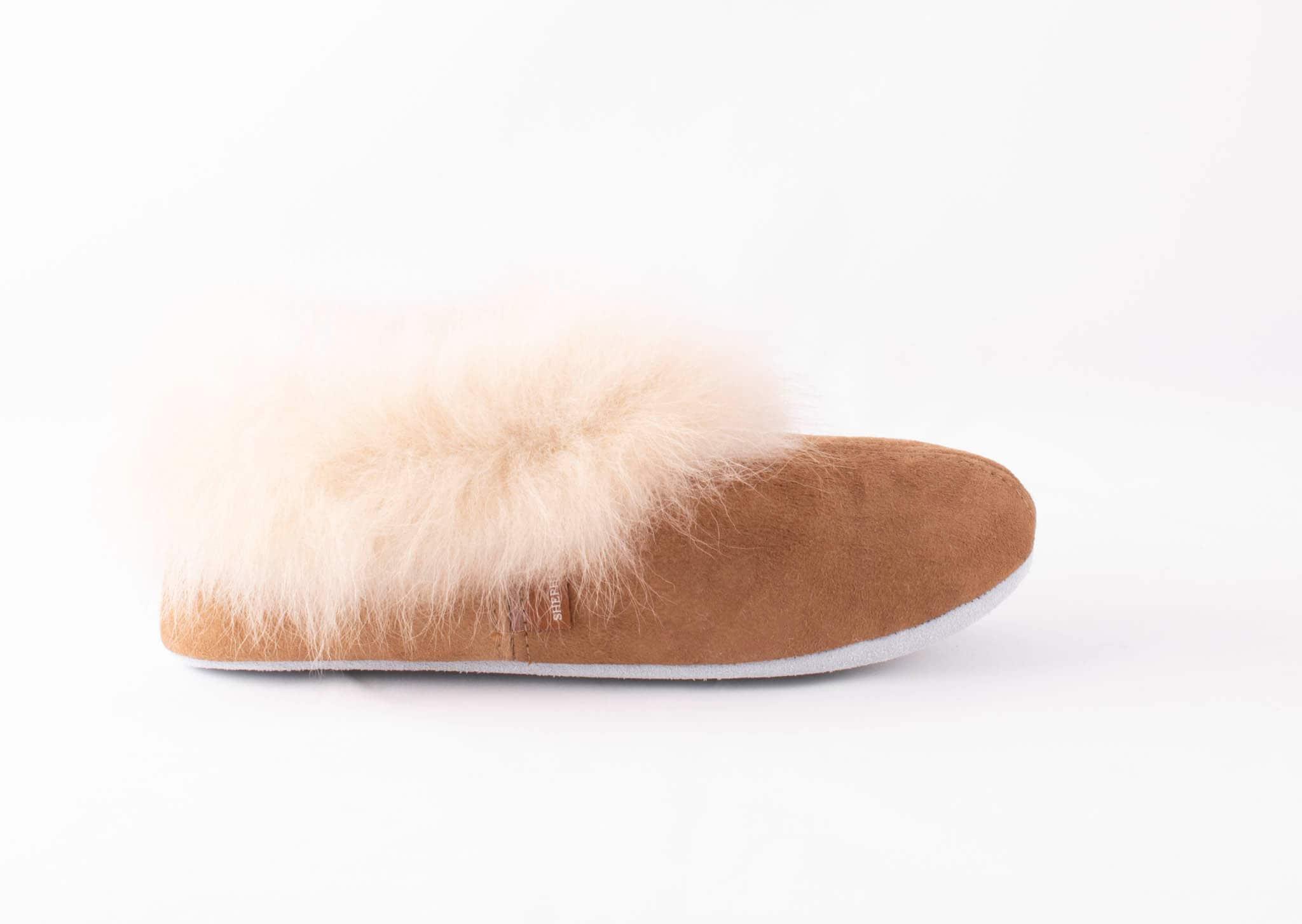 Annelie sheepskin slipper