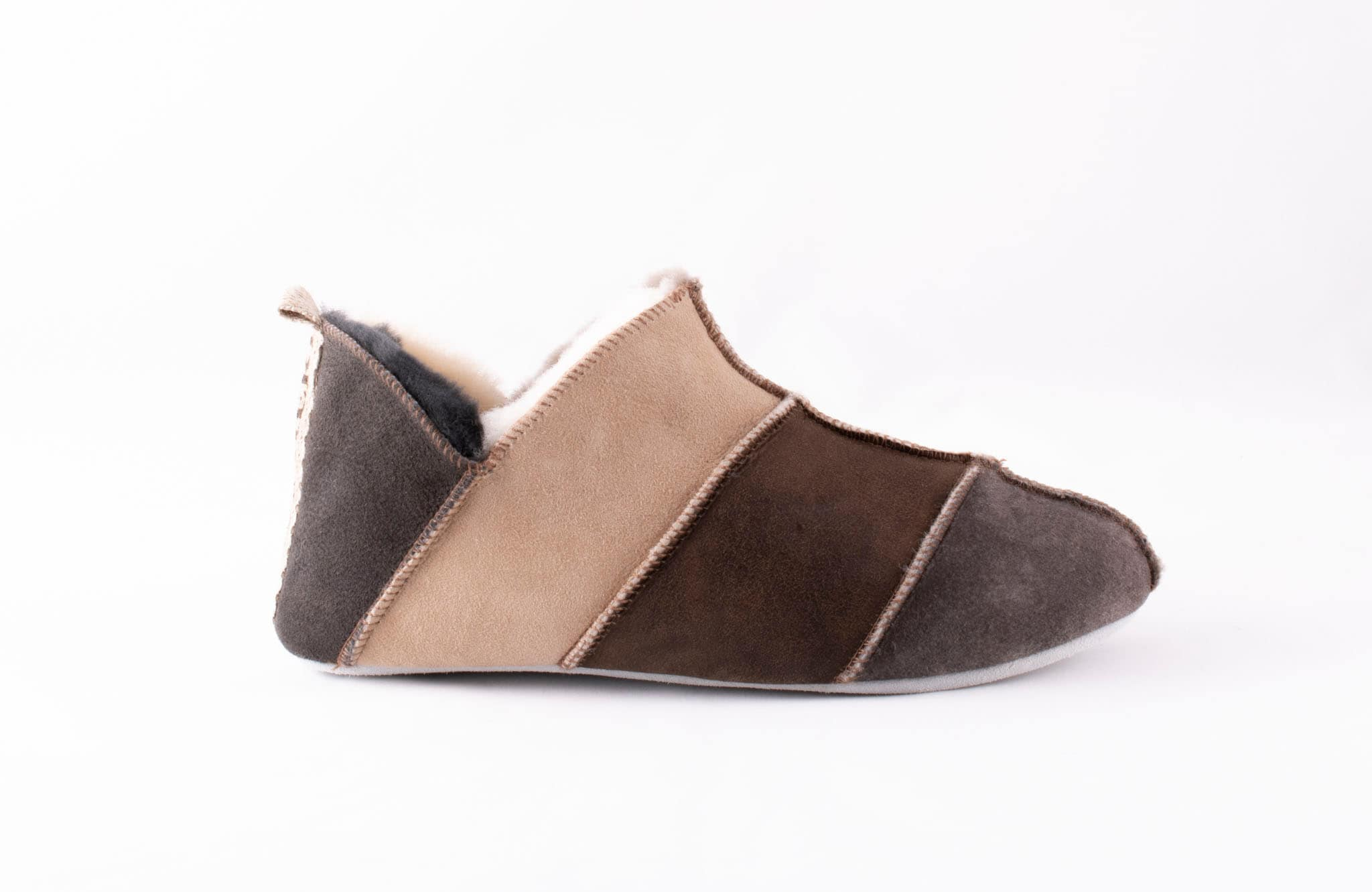 Nora sheepskin slippers