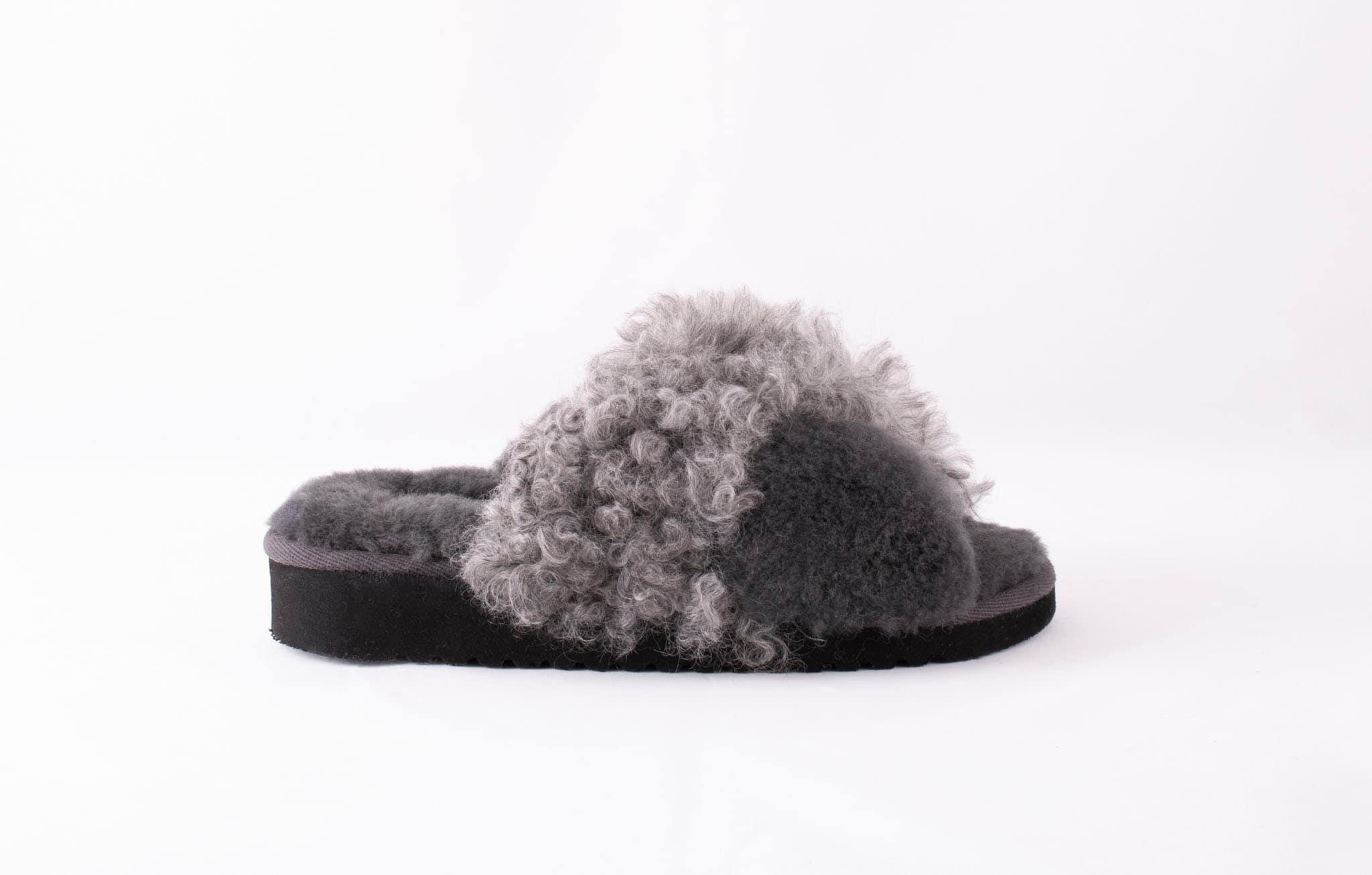 Millie sheepskin slippers