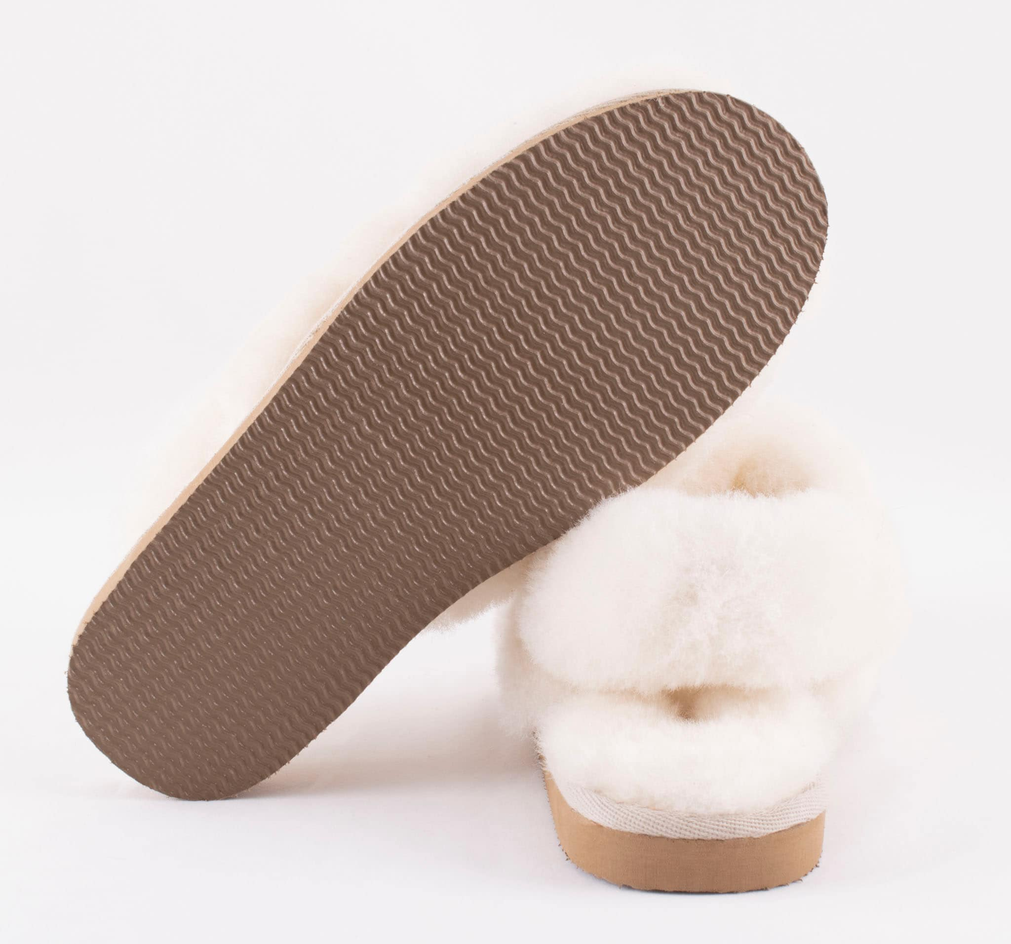 Nellie sheepskin slippers