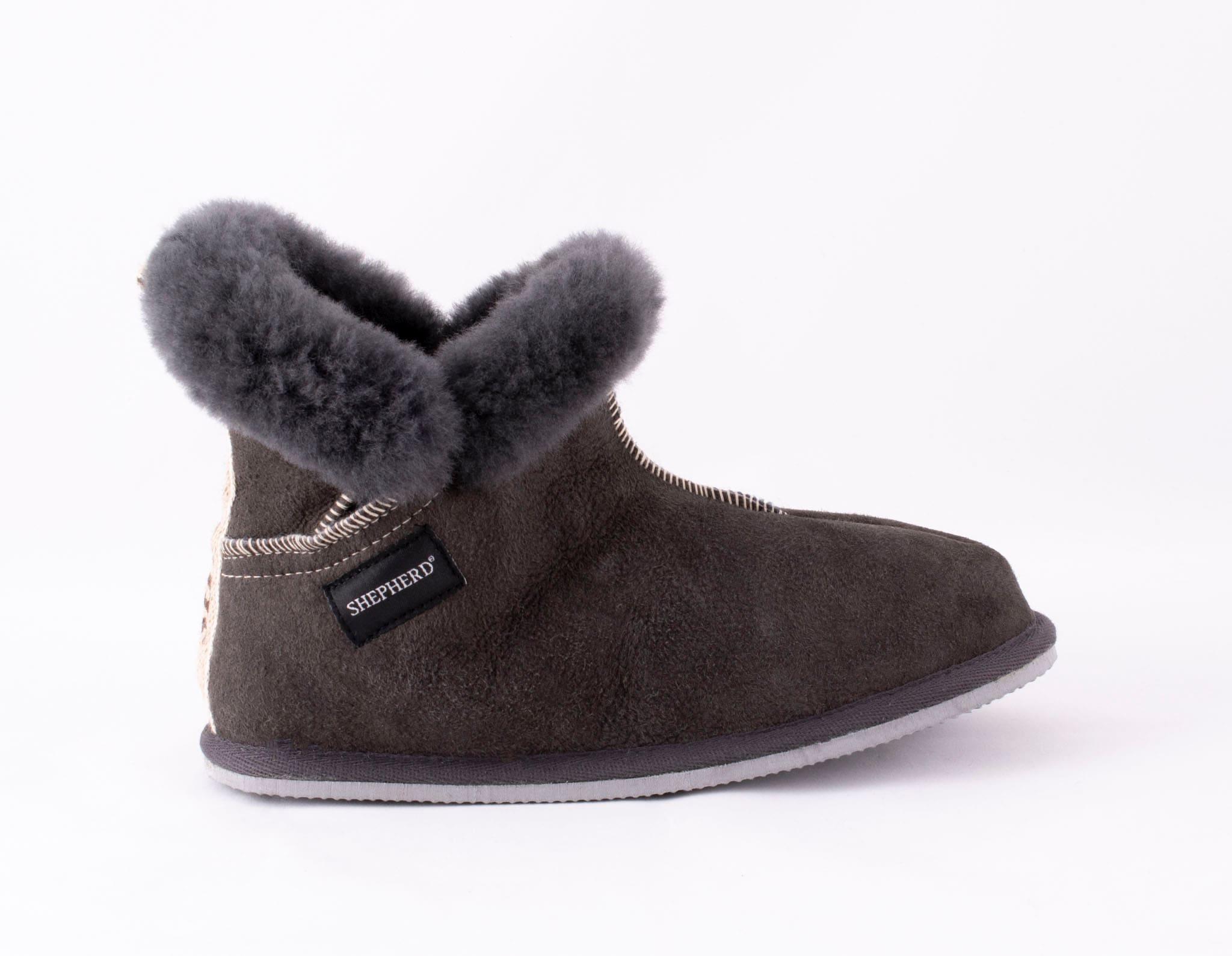 Bella, sheepskin slippers