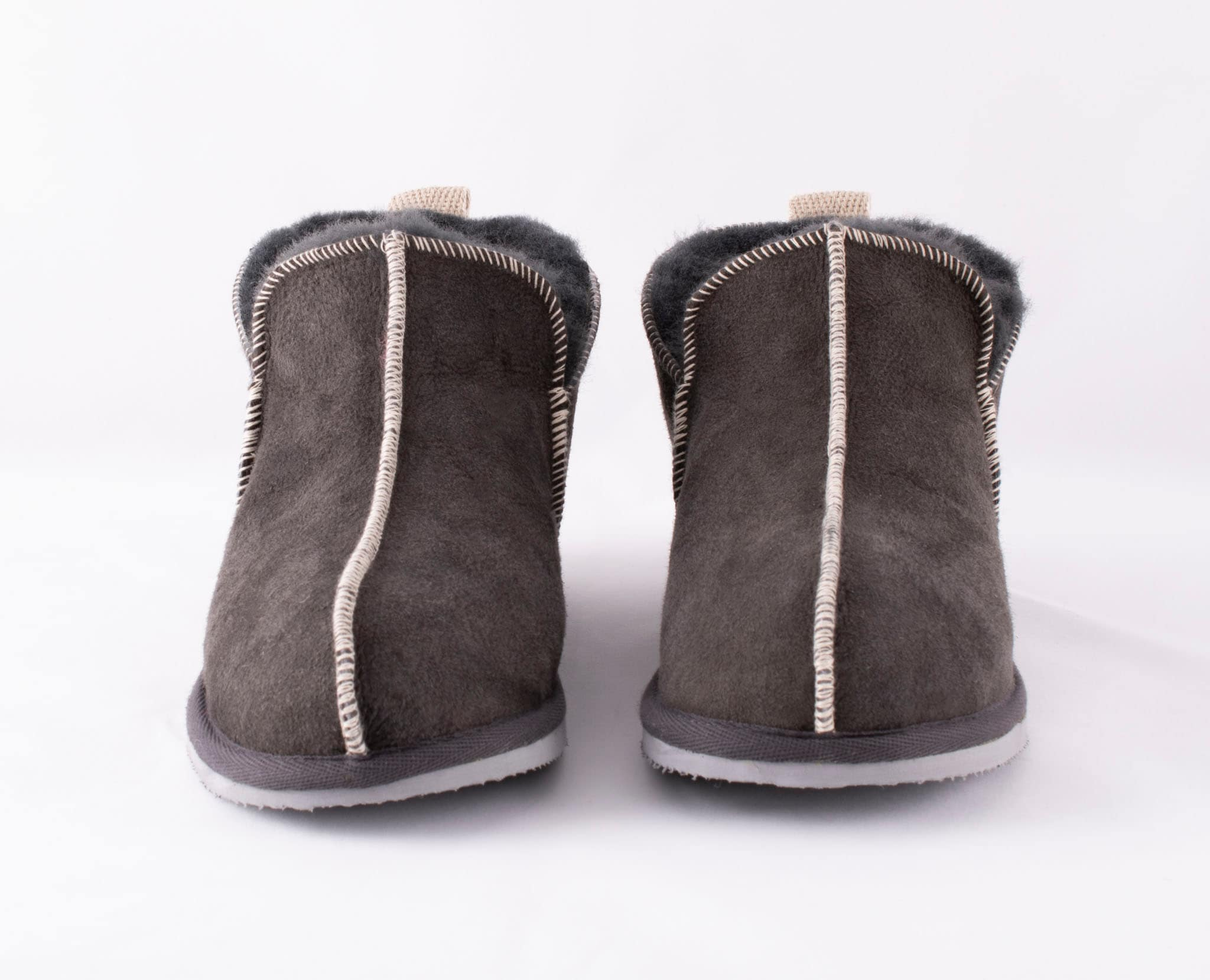 Louise, sheepskin slippers