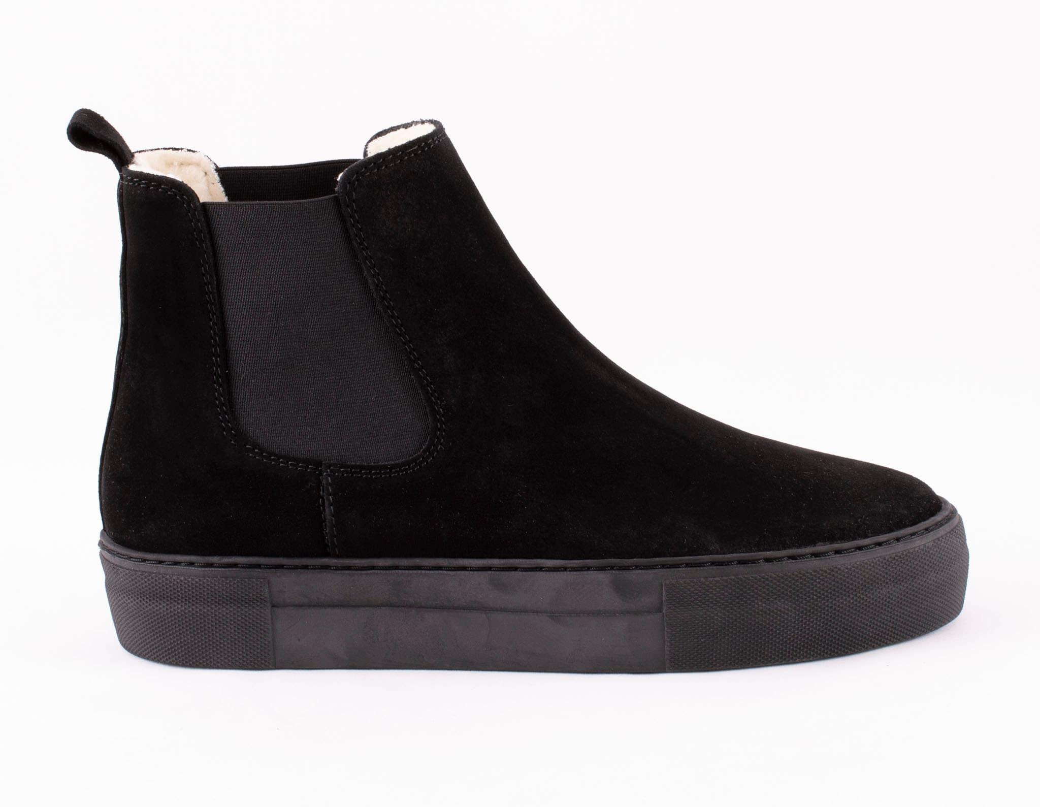 Amber boots i mocka