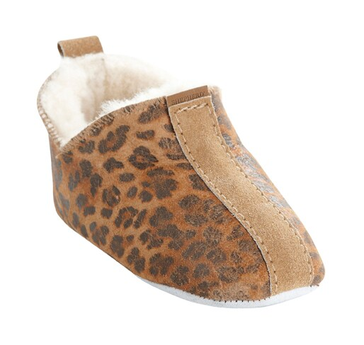 Viared slippers Jaguar camel