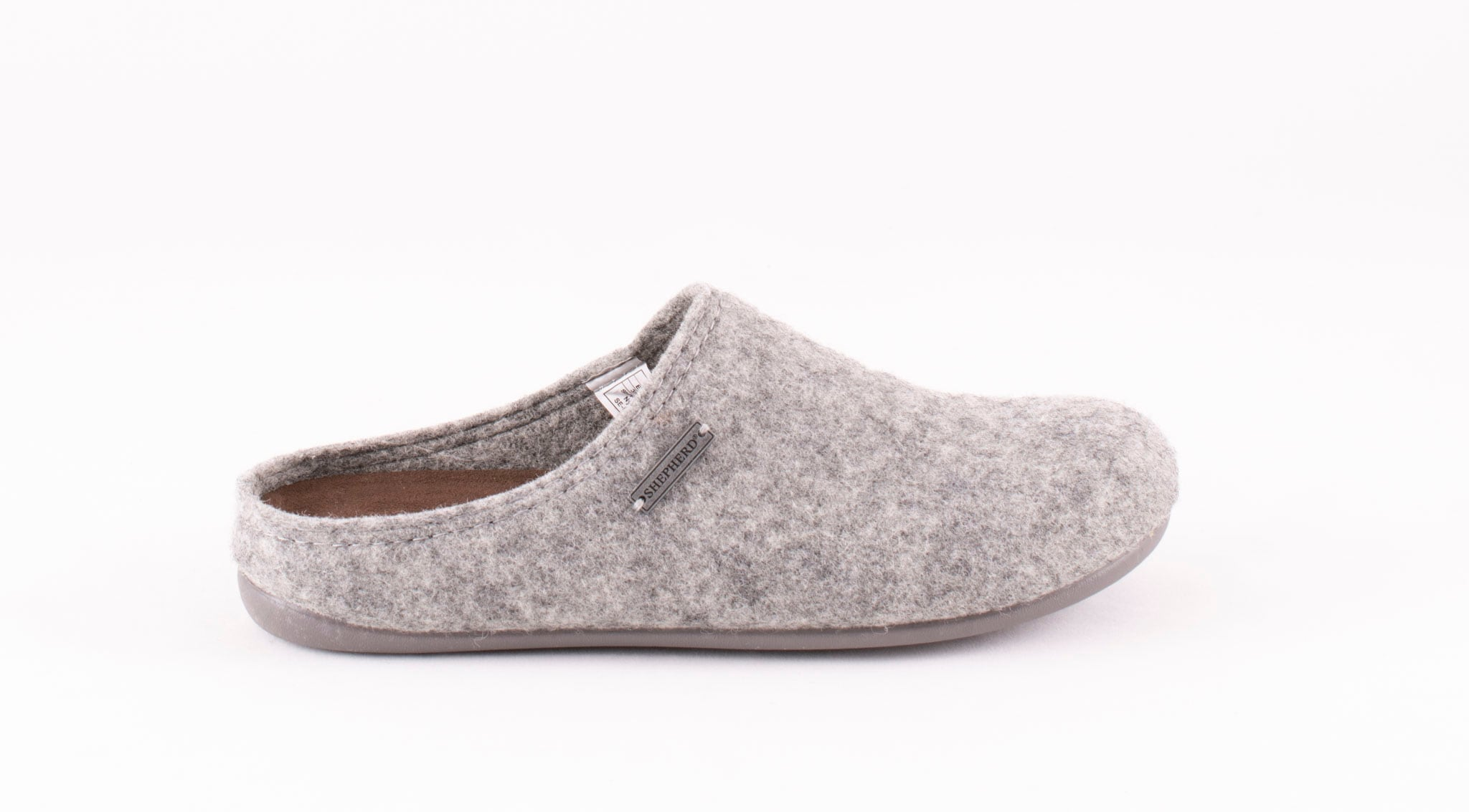 Cilla wool slippers
