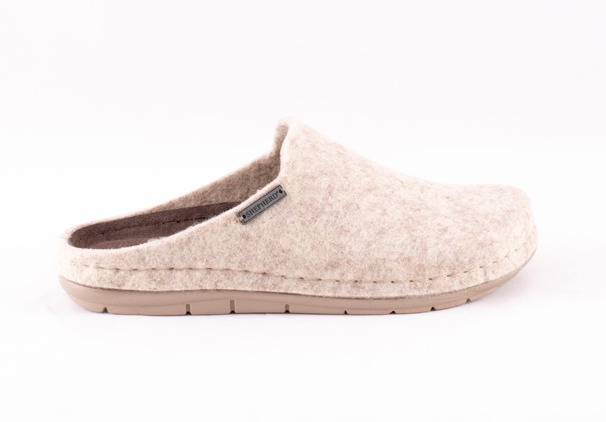 Shepherd Annsofie wool slippers