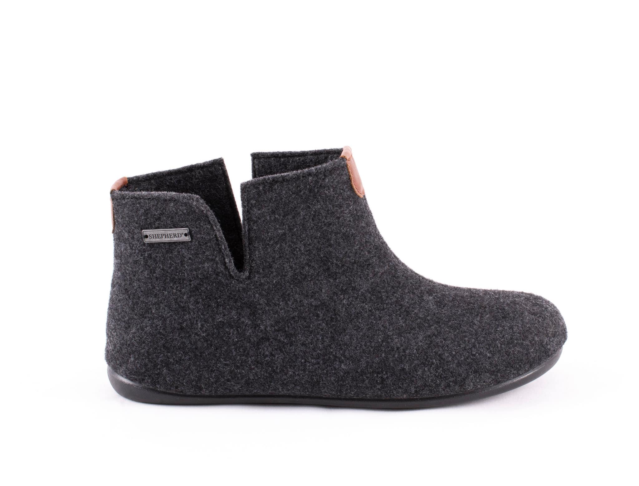 Shepherd Ester wool slippers
