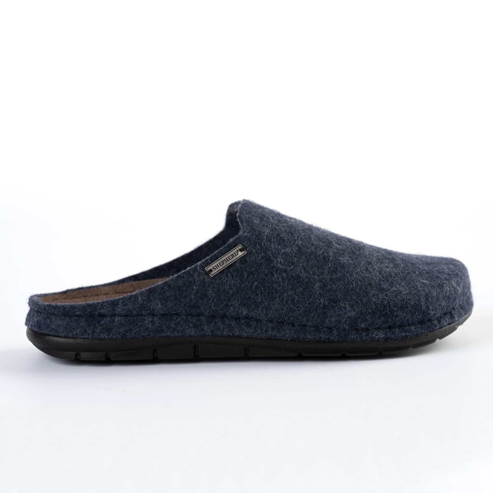 Shepherd Samuel wool slippers