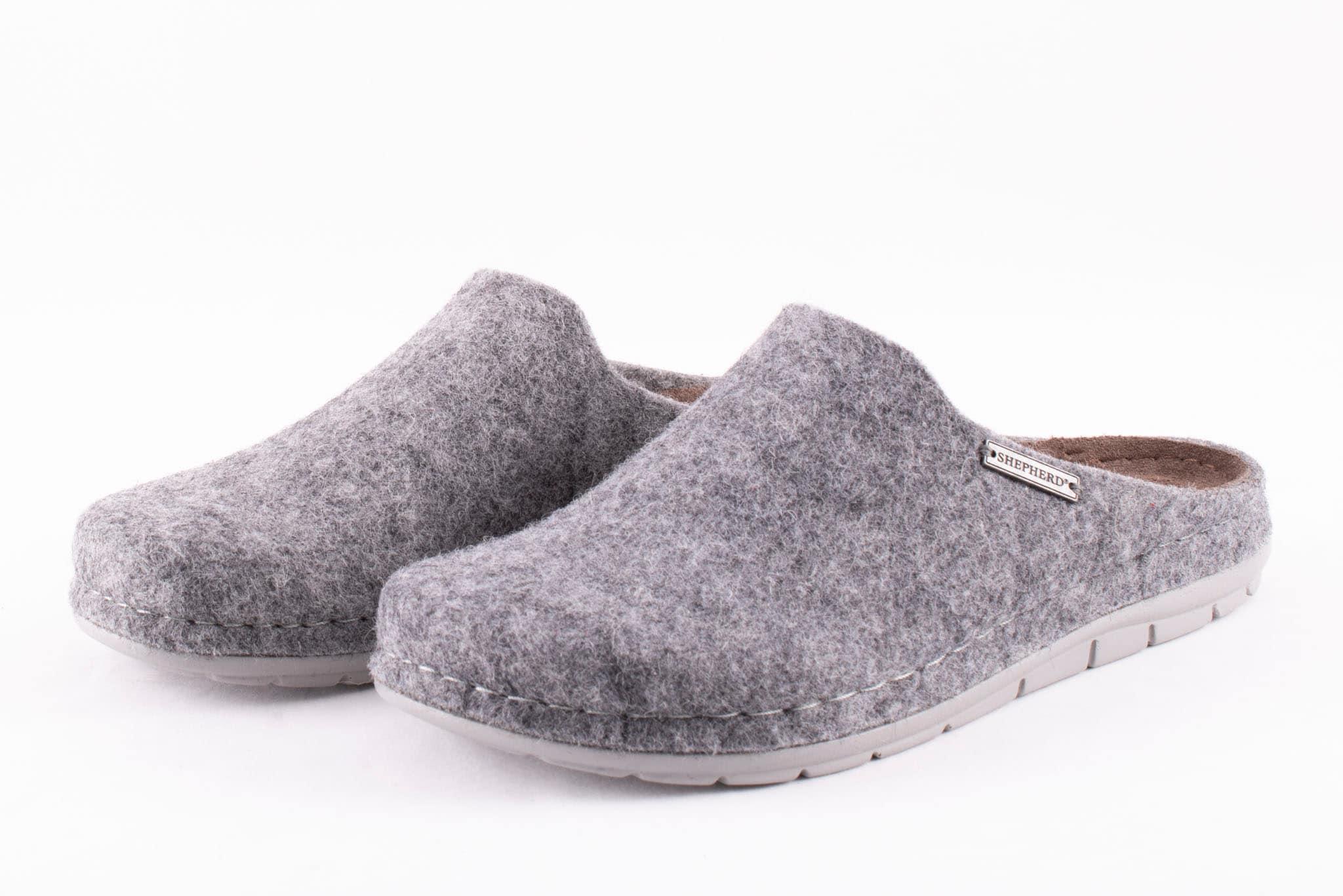 Annsofie wool slippers