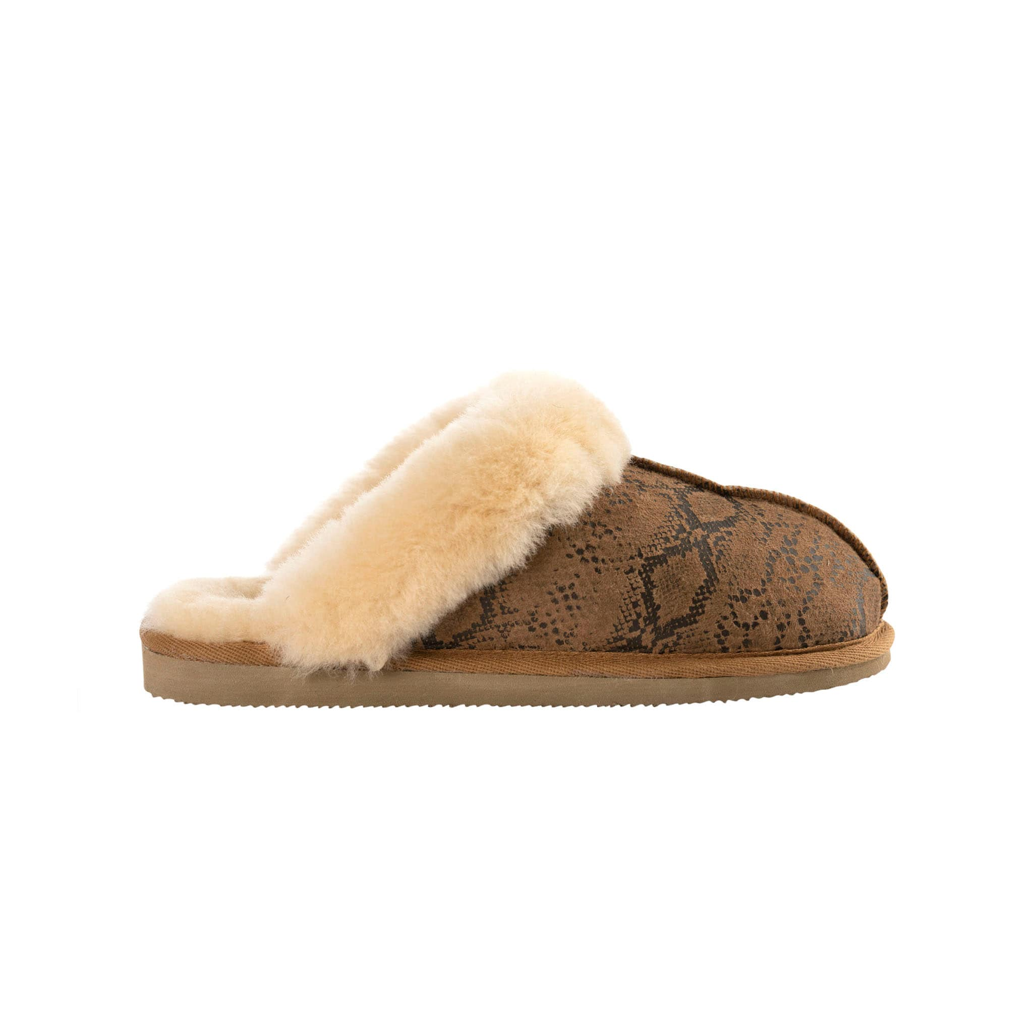 Jessica sheepskin slippers