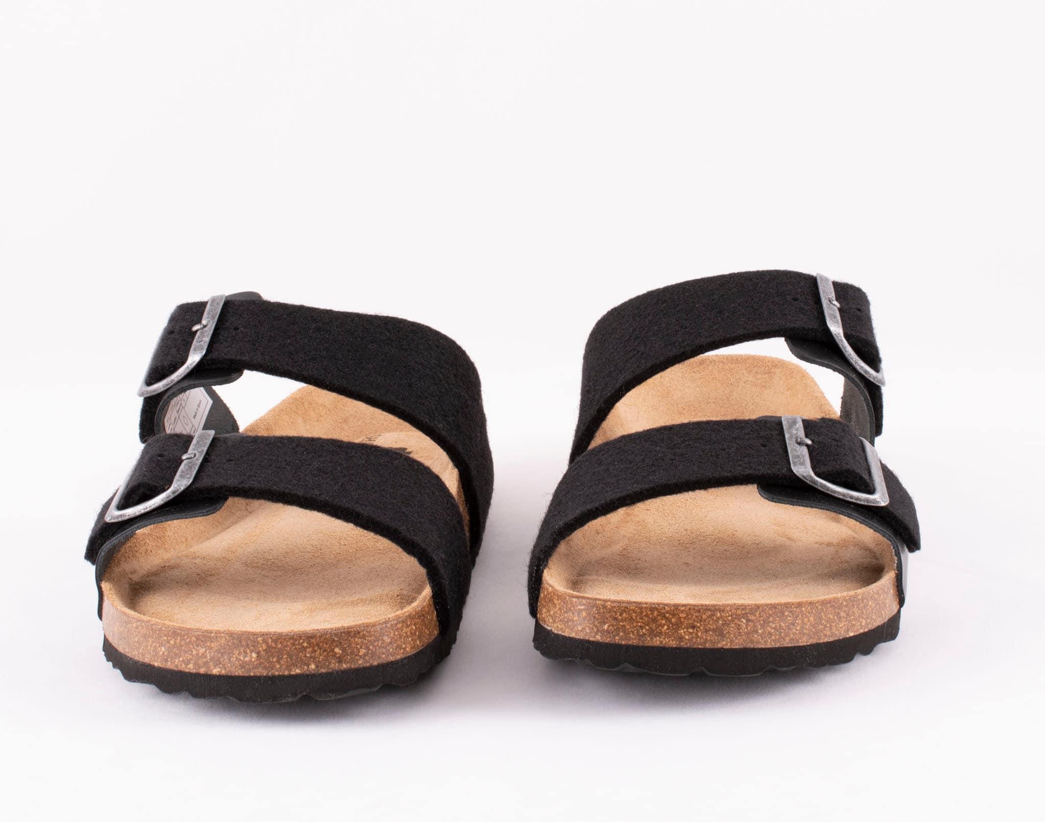 Christian sandal Svart
