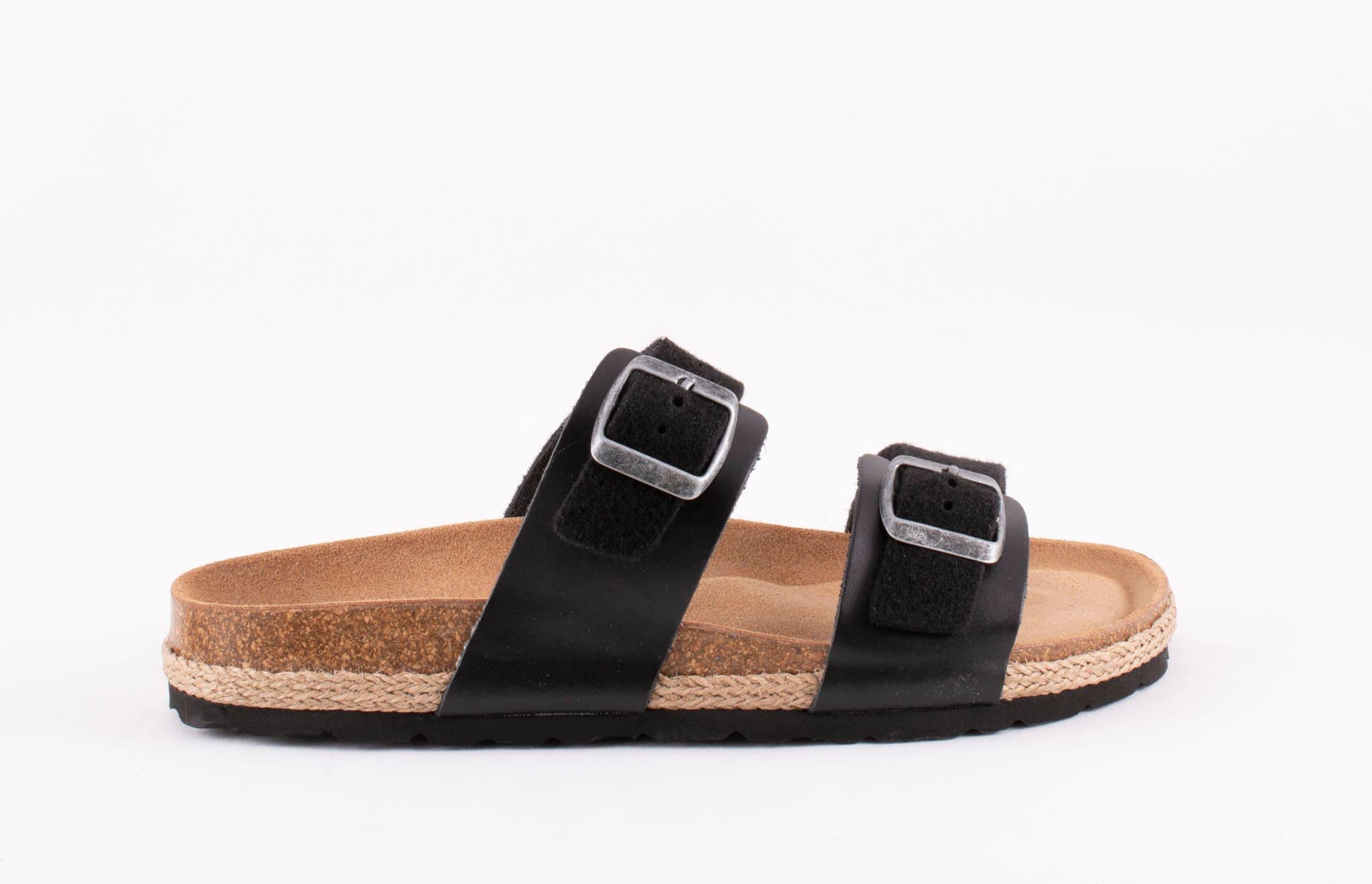 Kicki sandal Svart