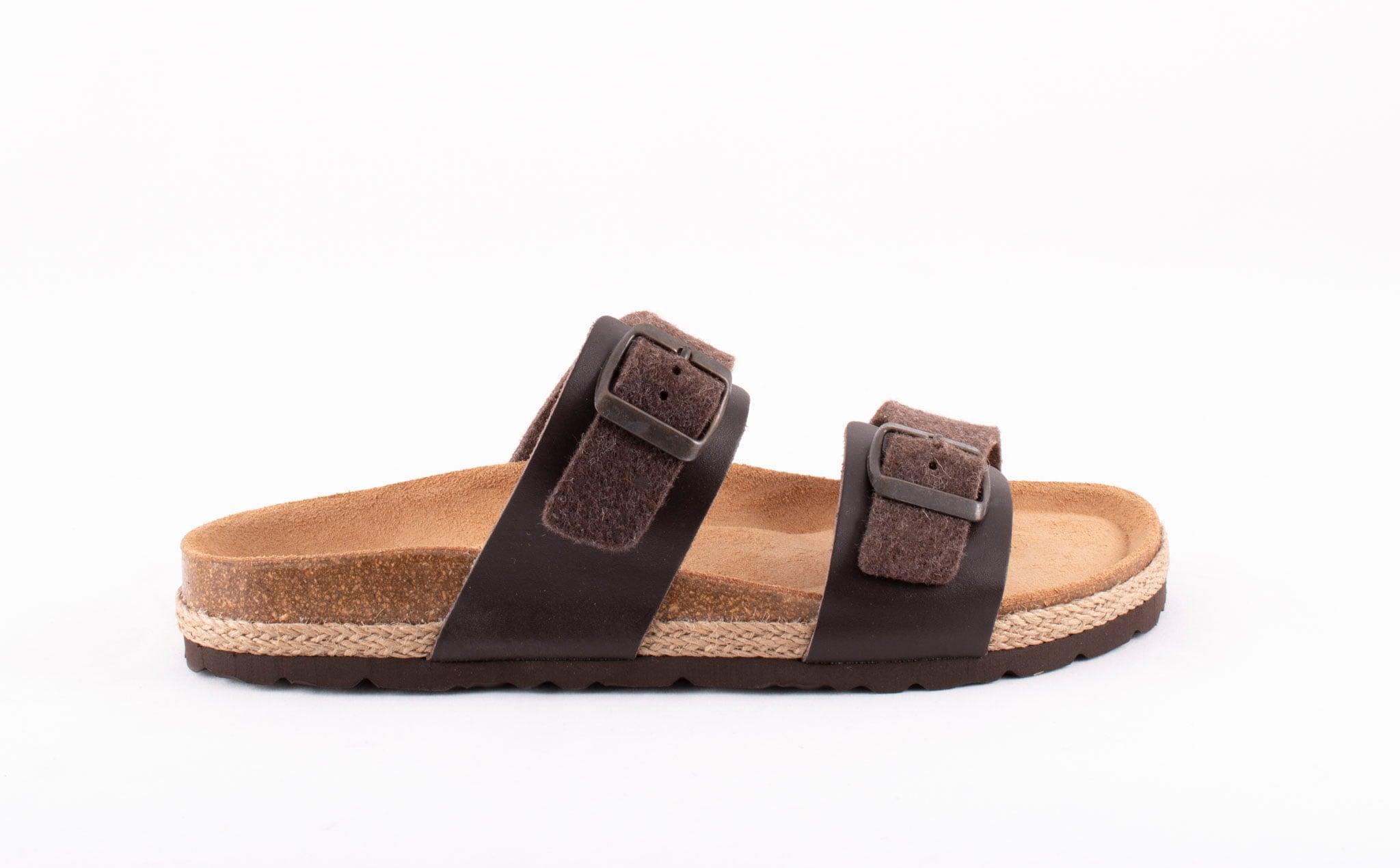 Kicki ull sandal