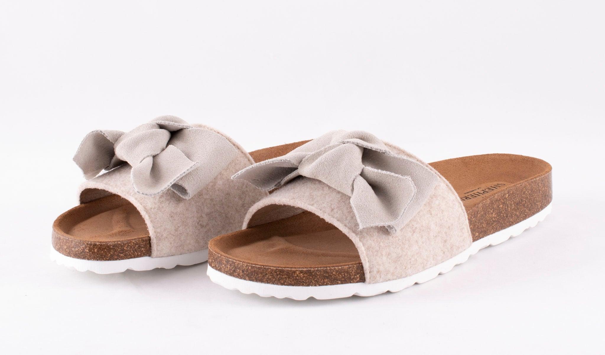 Silvia ull sandal
