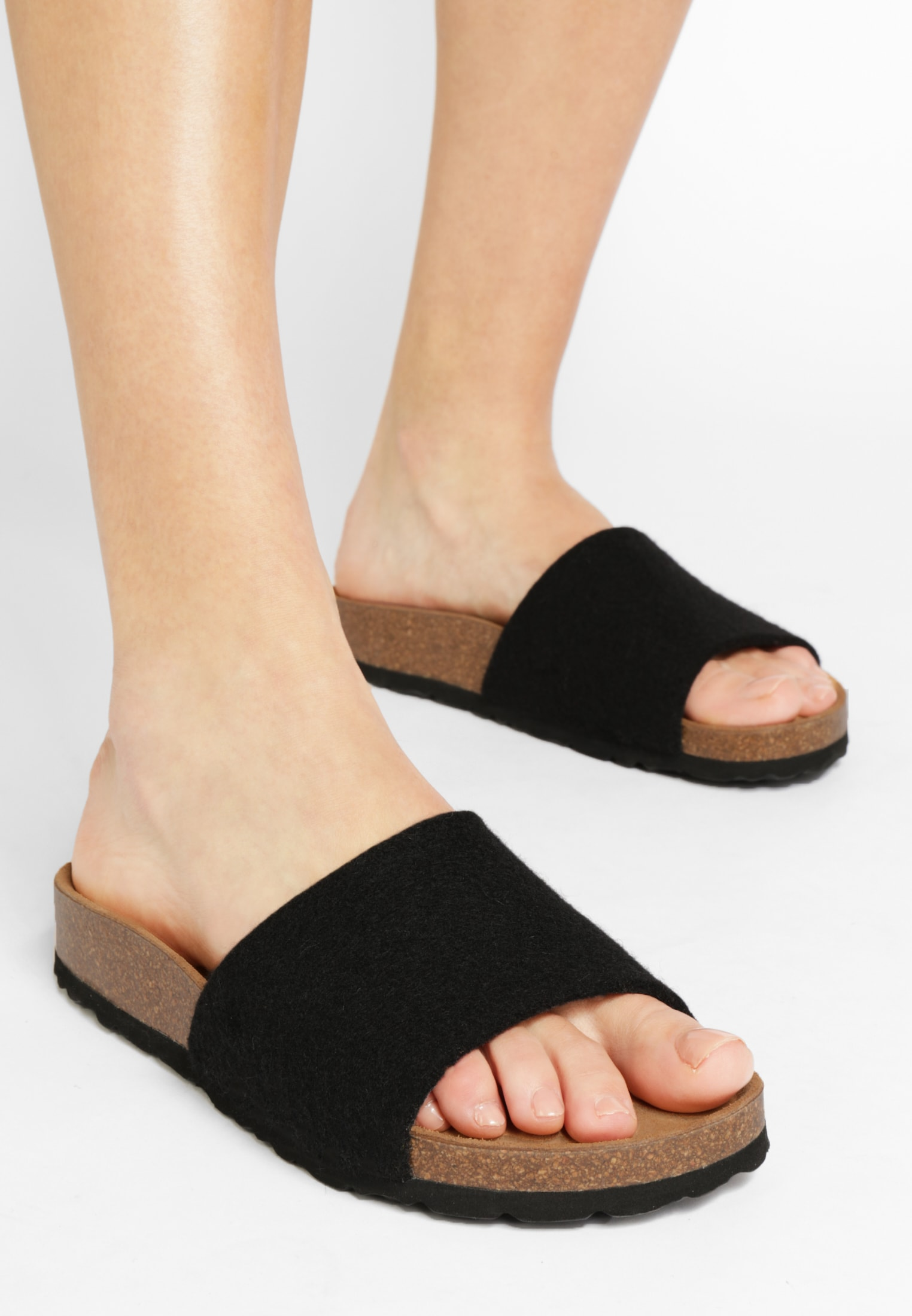 Bonnie ull sandal