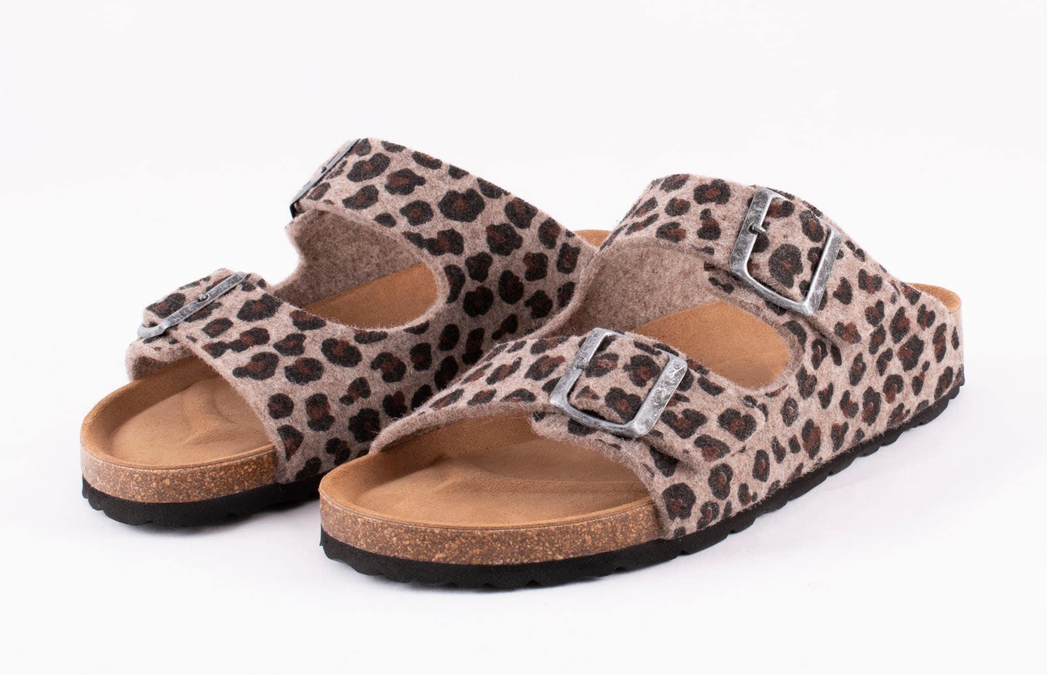Cassandra ull sandal