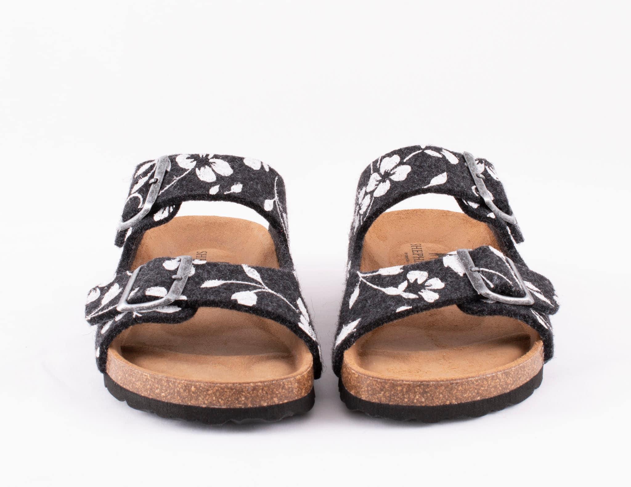 Mathilda ull sandal