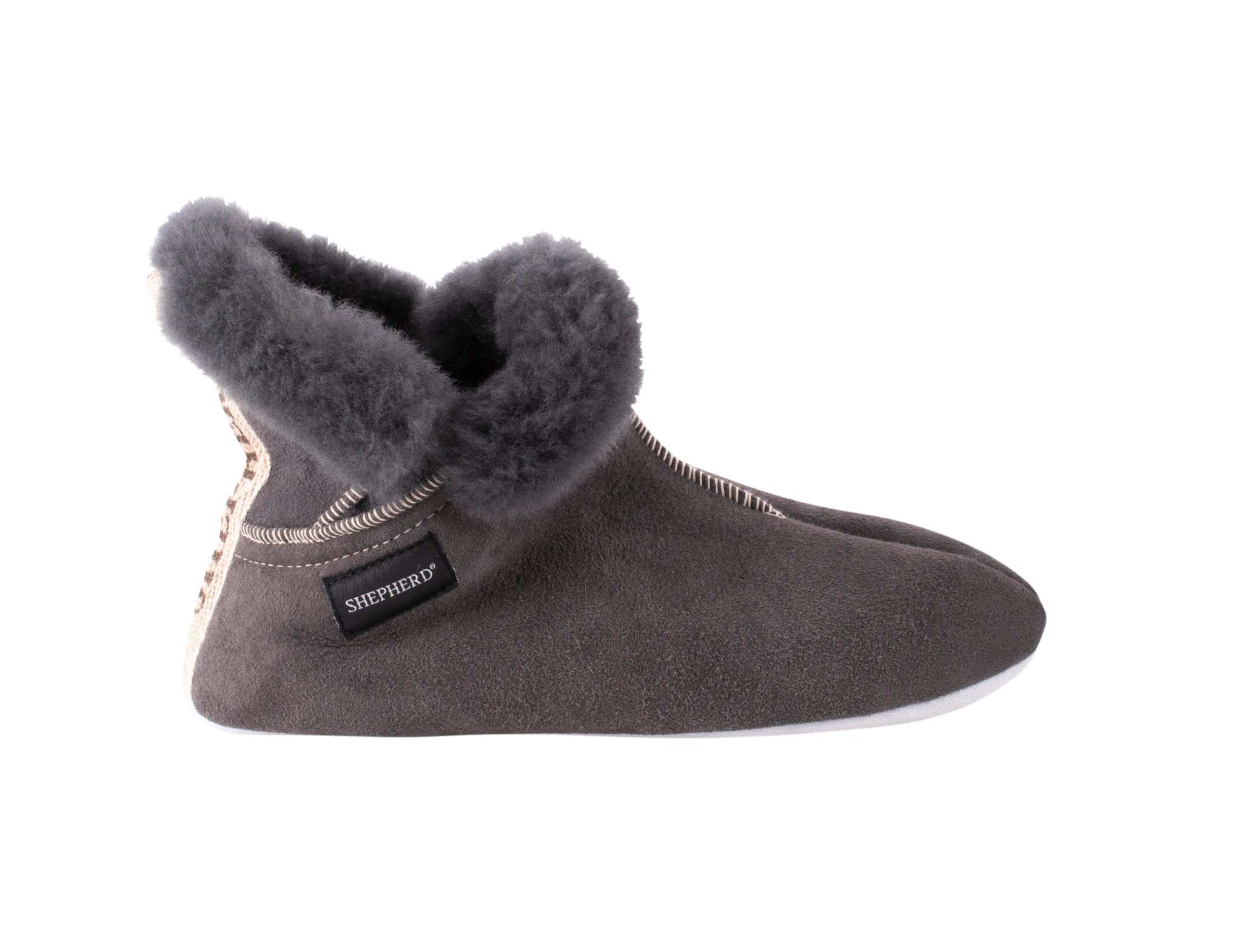 Mariette sheepskin slippers