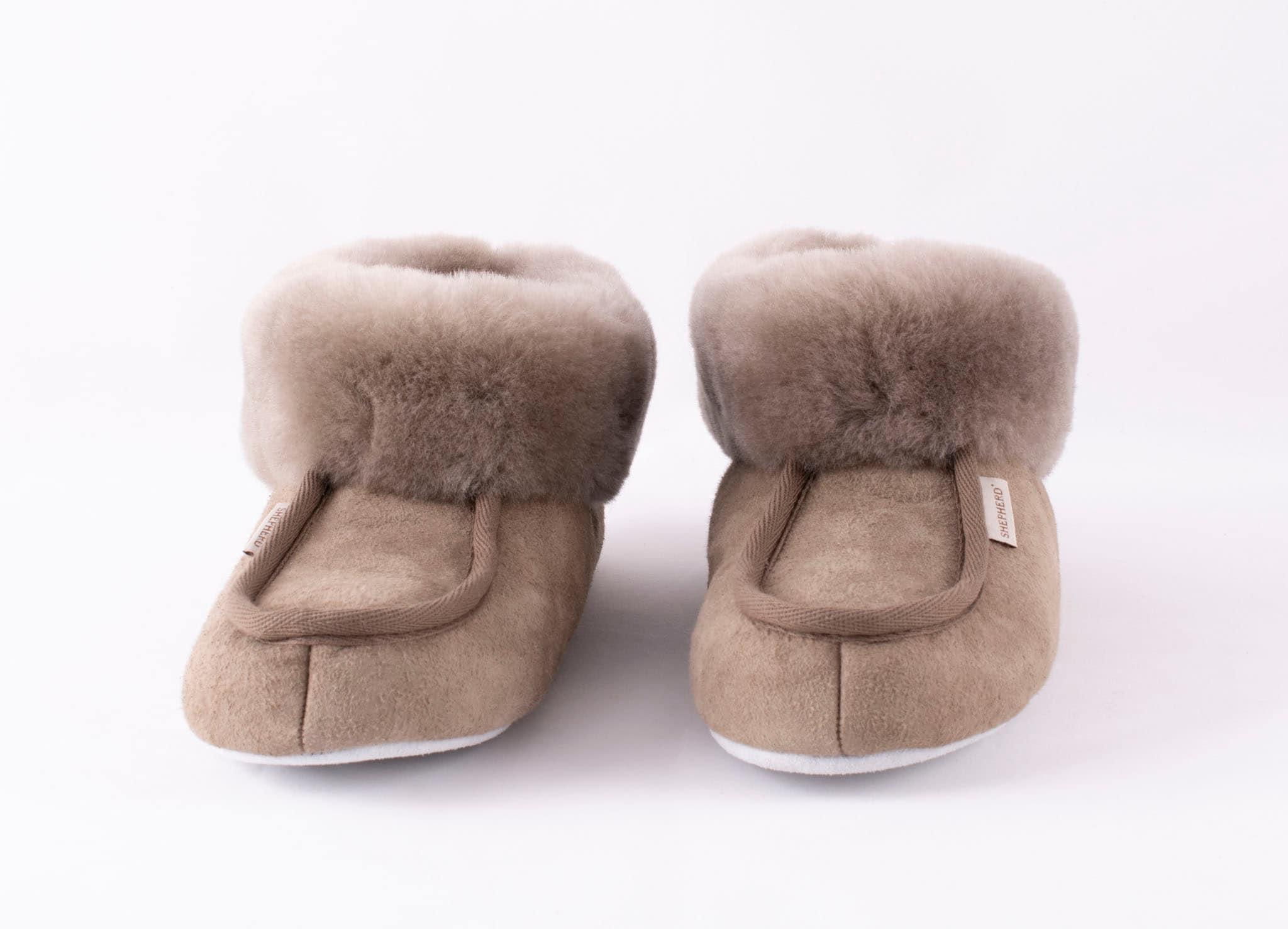 Magnus slippers Stone