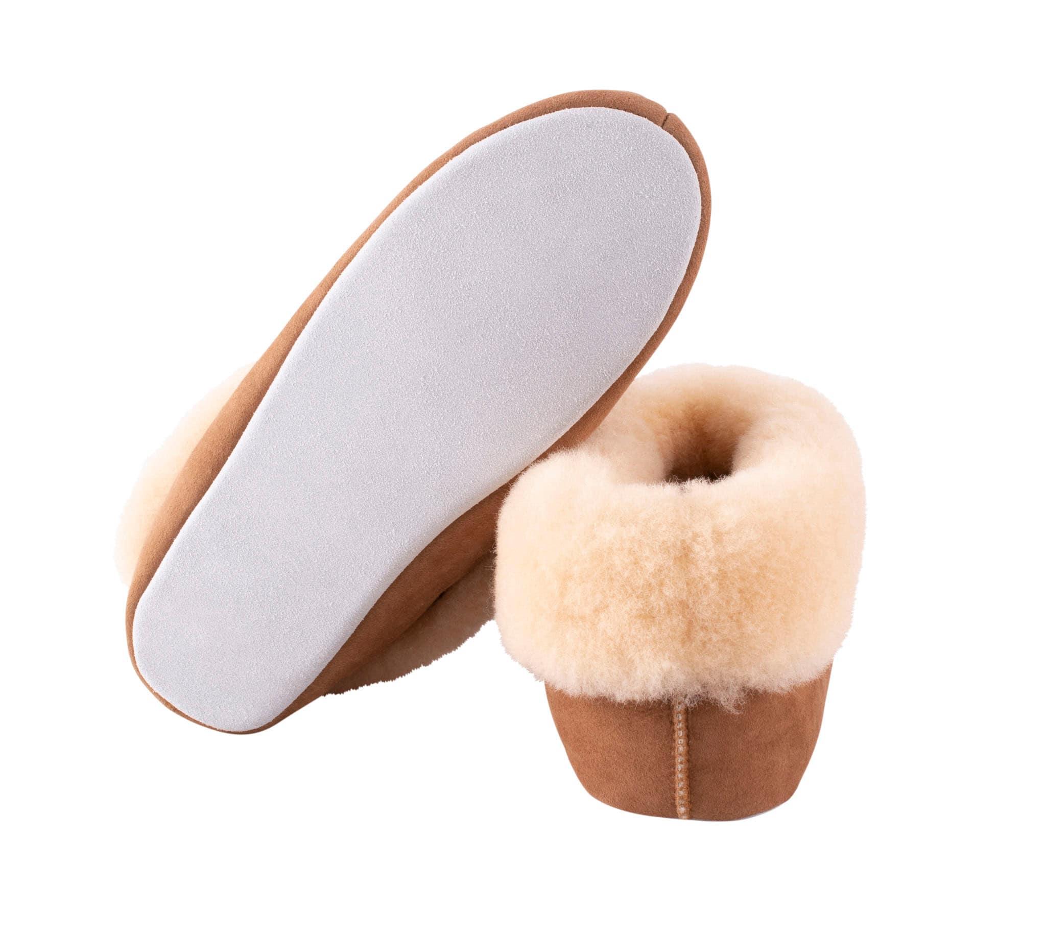 Moa sheepskin slippers
