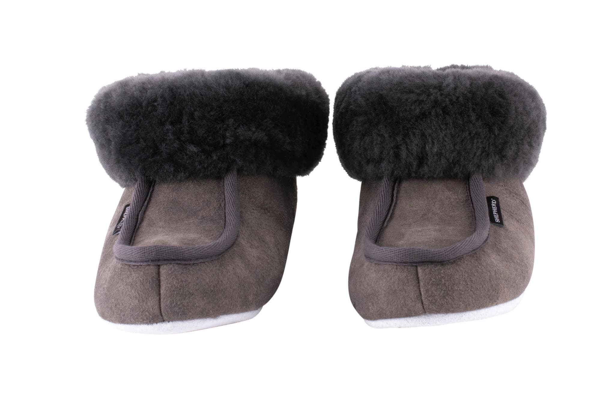 Moa sheepskin slippers