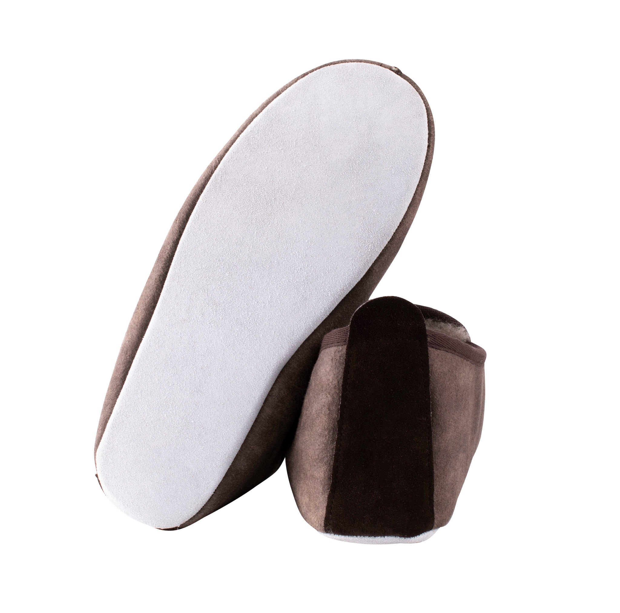Malte slippers Antique stone